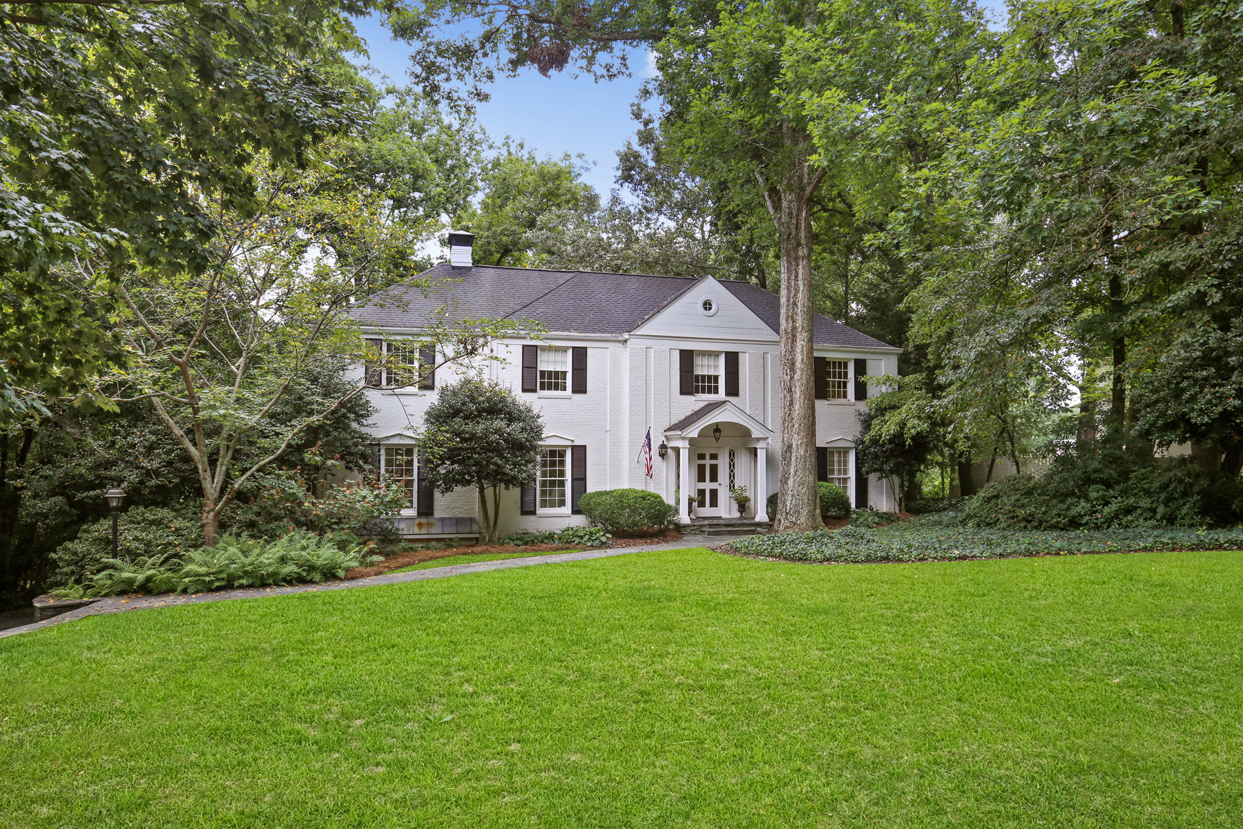 Single Family Home for Sale at Charming Historic Home With Modern Updates 570 Westover Drive NW Atlanta, Georgia 30305 United States