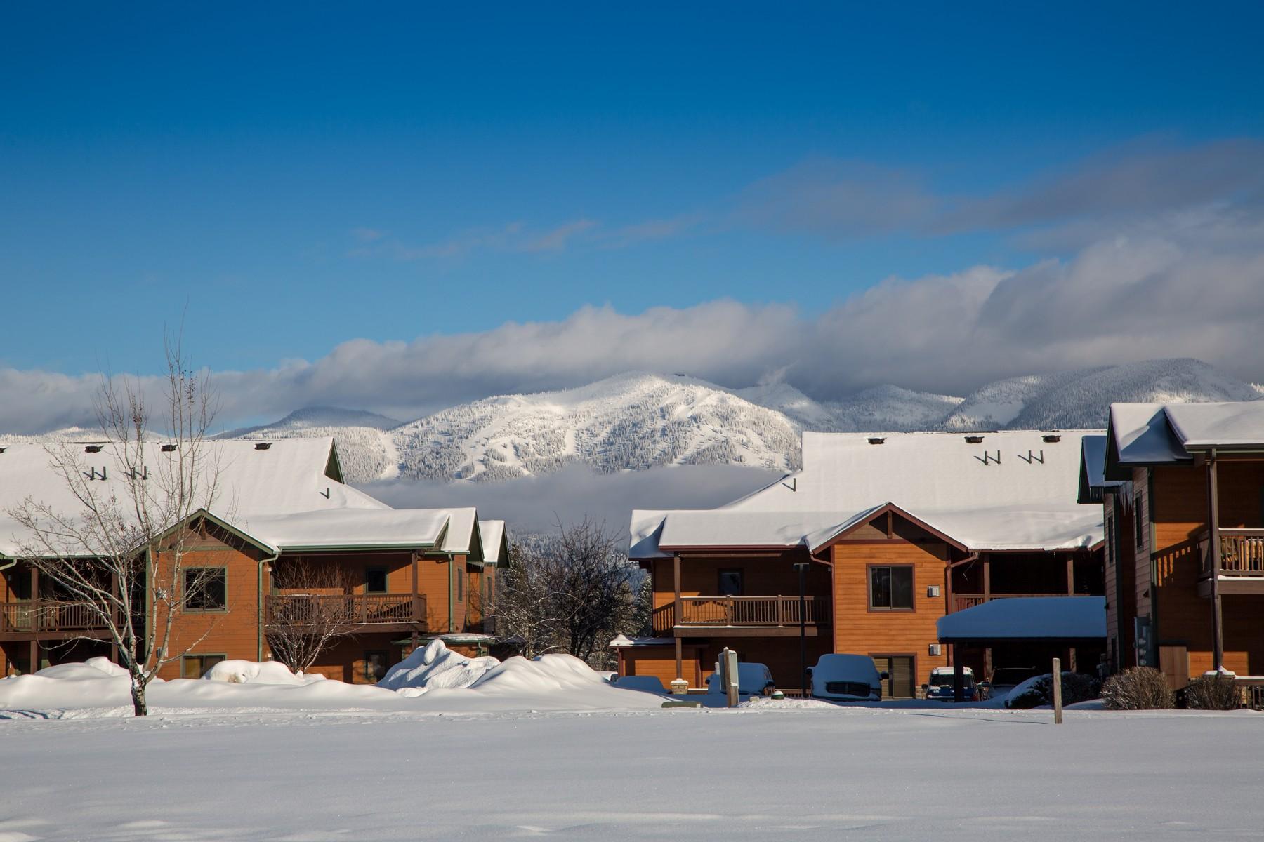 共管式独立产权公寓 为 销售 在 6213 Shiloh Avenue, Unit E, Whitefish, MT 59937 6213 Shiloh Ave Unit E, 怀特菲什, 蒙大拿州, 59937 美国