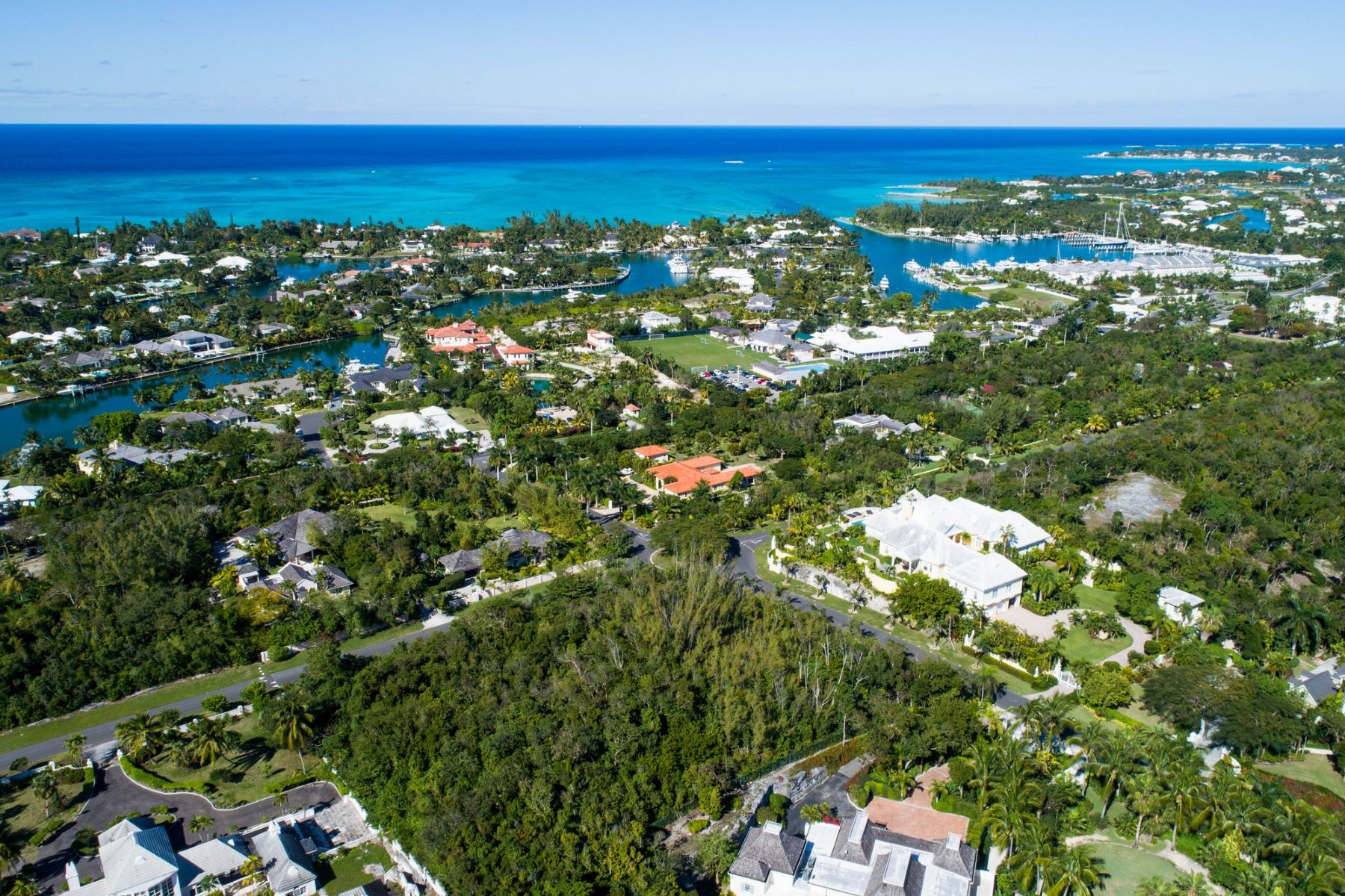 Land for Sale at Bougainvillea Drive West B44 L9 Lyford Cay, Nassau And Paradise Island Bahamas