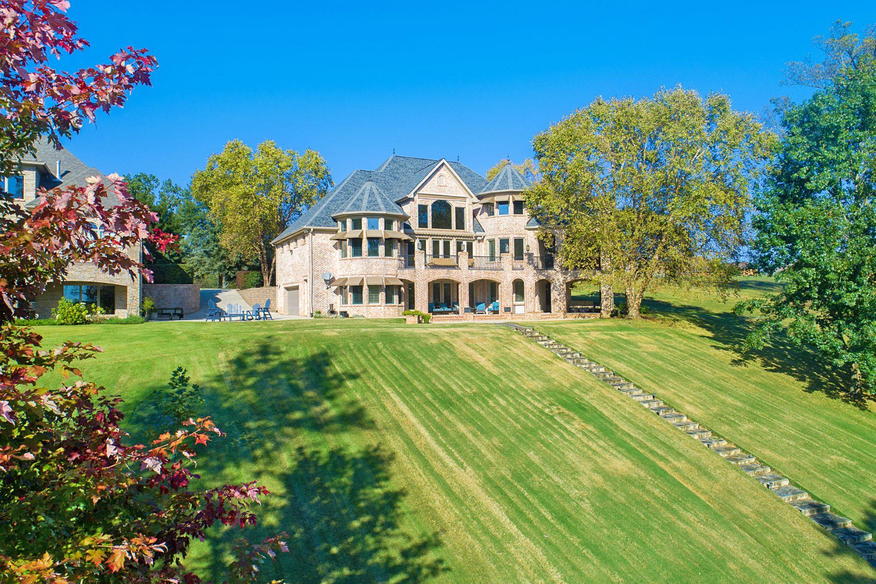 Single Family Homes por un Venta en 12955 SAINT ANDREWS DRIVE Atenas, Alabama 35611 Estados Unidos