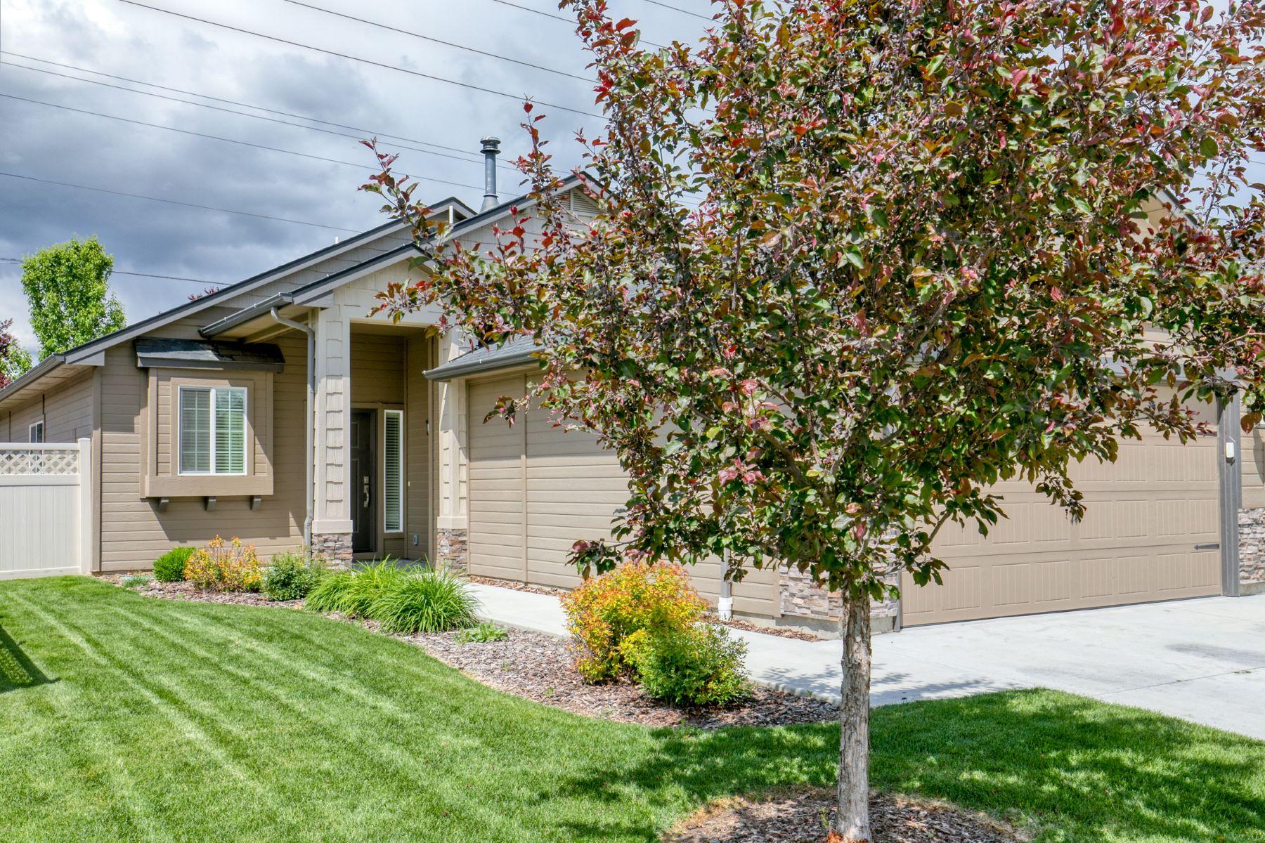 Single Family Homes por un Venta en 2874 Los Flores Meridian, Idaho 83646 Estados Unidos