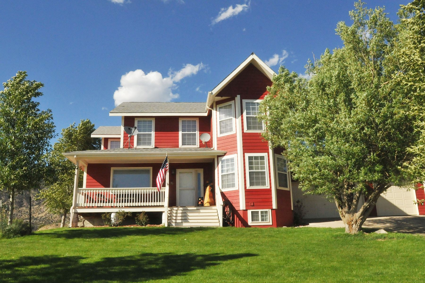 Single Family Home for Sale at Antler's Orchard Acreage 1450 County Road 259 Silt, Colorado, 81652 United States
