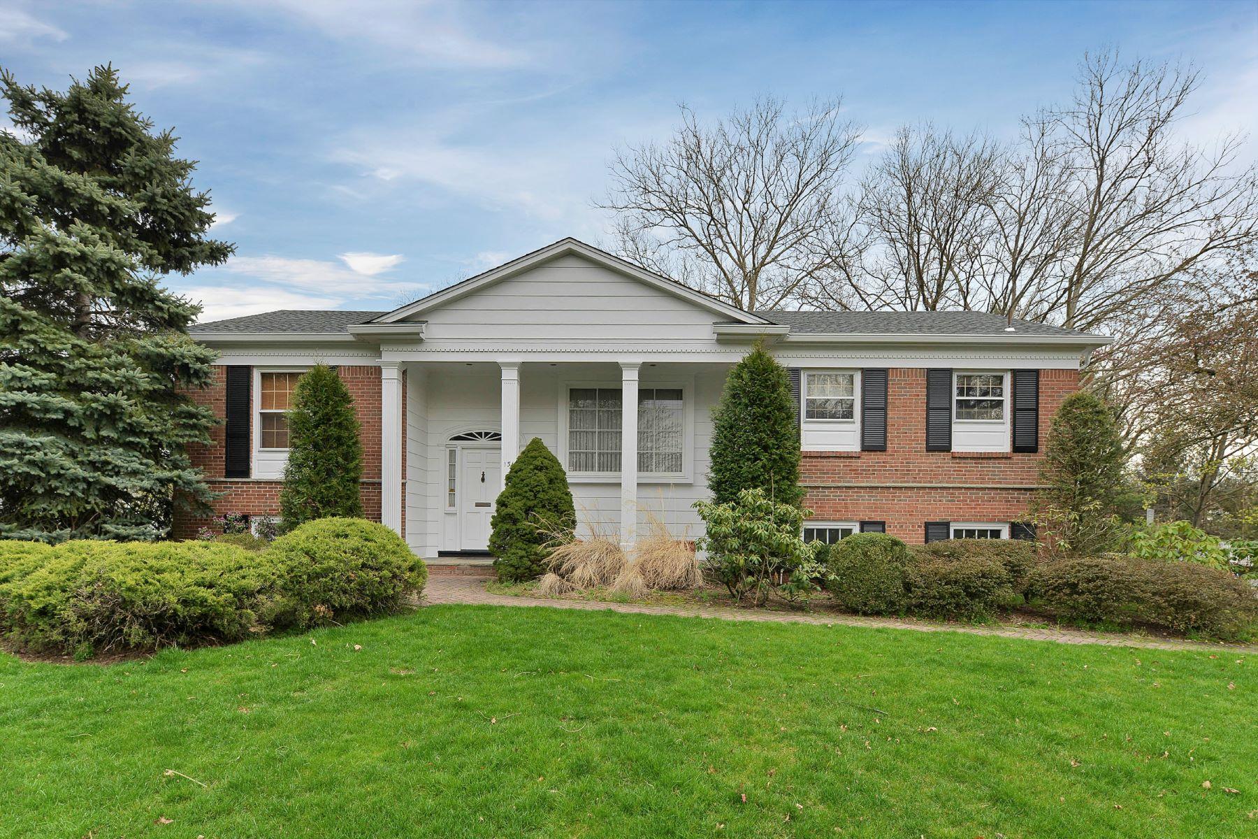 Casa Unifamiliar por un Venta en Custom Built Glen Rock Beauty! 134 Lowell Road Glen Rock, Nueva Jersey 07452 Estados Unidos