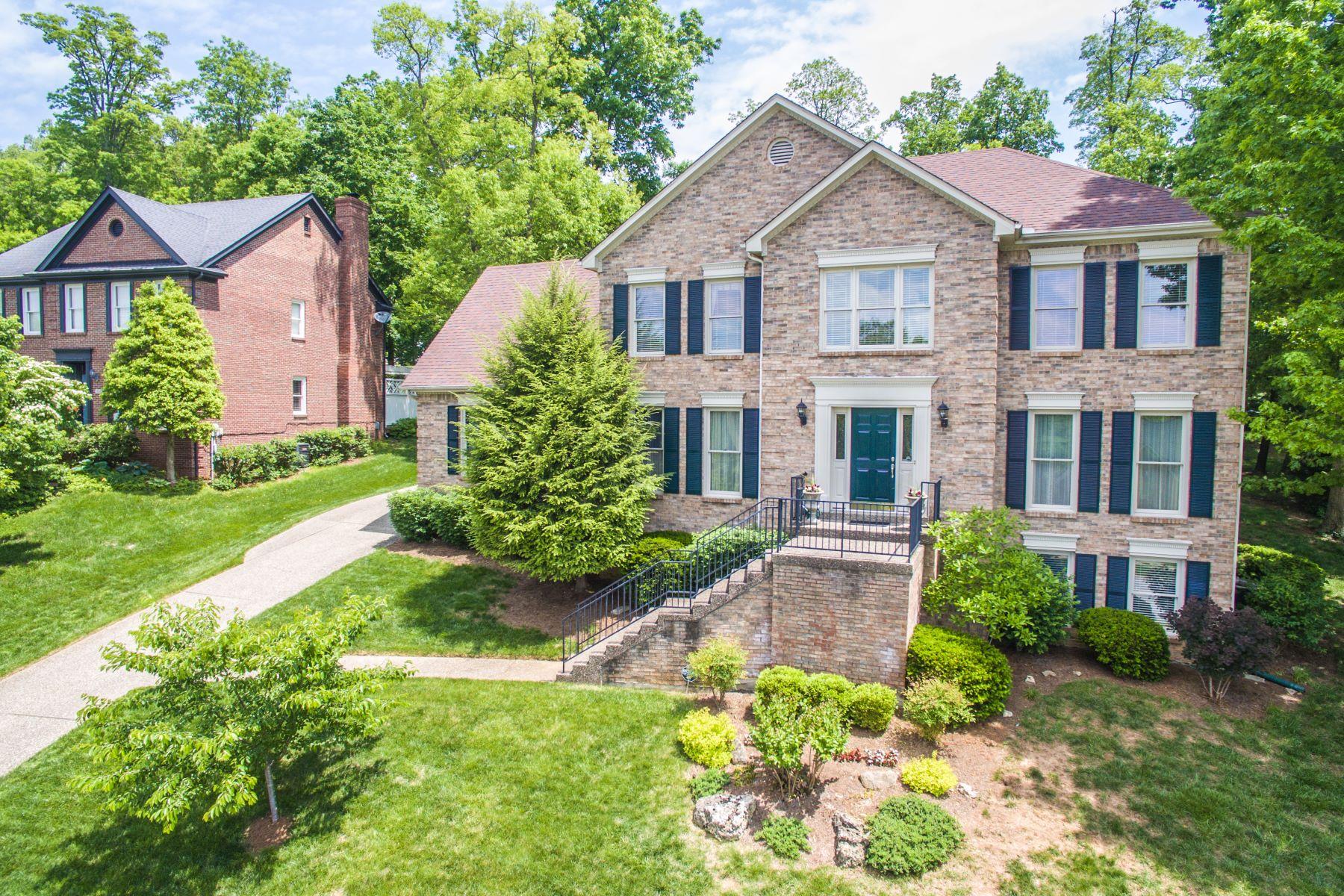 Vivienda unifamiliar por un Venta en 10420 Worthington Lane Prospect, Kentucky, 40059 Estados Unidos