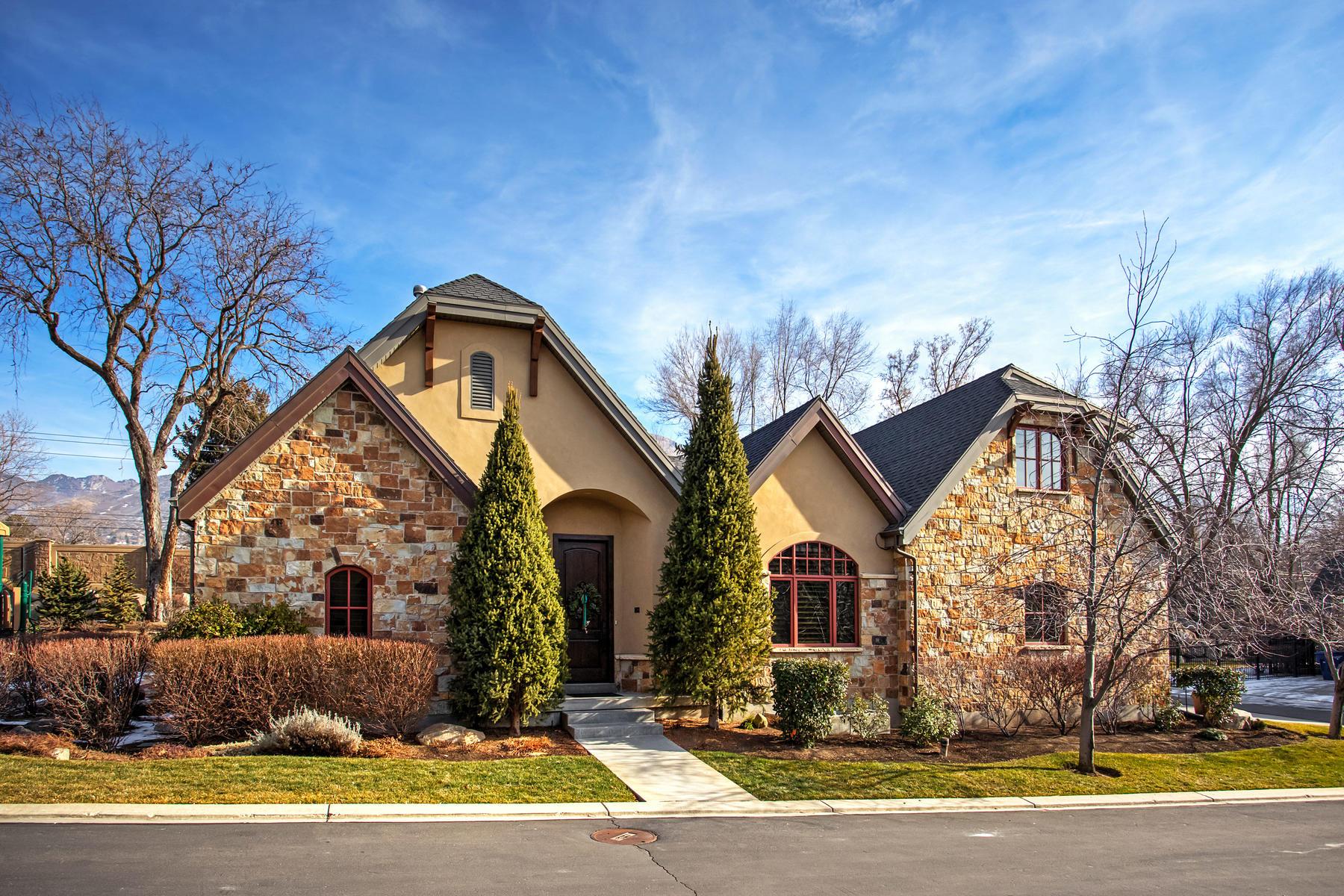 獨棟家庭住宅 為 出售 在 5000 Sq Foot Beauty in Holladay 4949 S Holladay Pines Ct, Holladay, 猶他州, 84117 美國