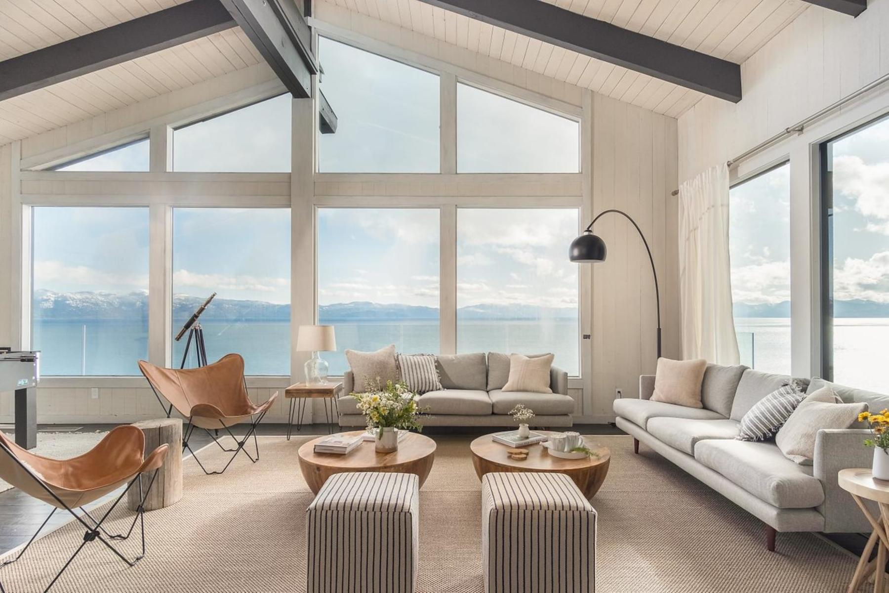 Single Family Homes for Active at Panoramic Views of Lake Tahoe 226 Rim Drive Tahoe Vista, California 96148 United States