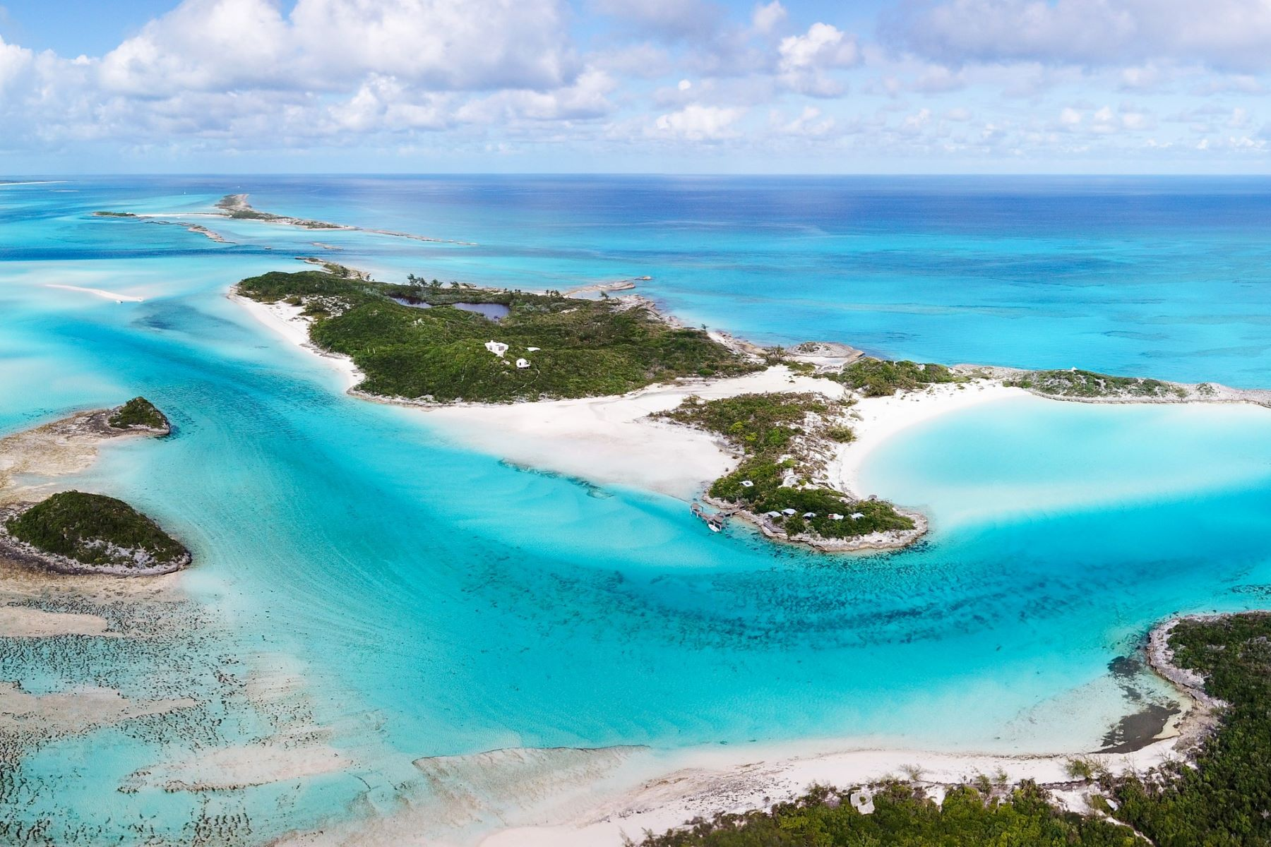 Private Island for Sale at Saddleback Cay Exuma Cays, Exuma Bahamas