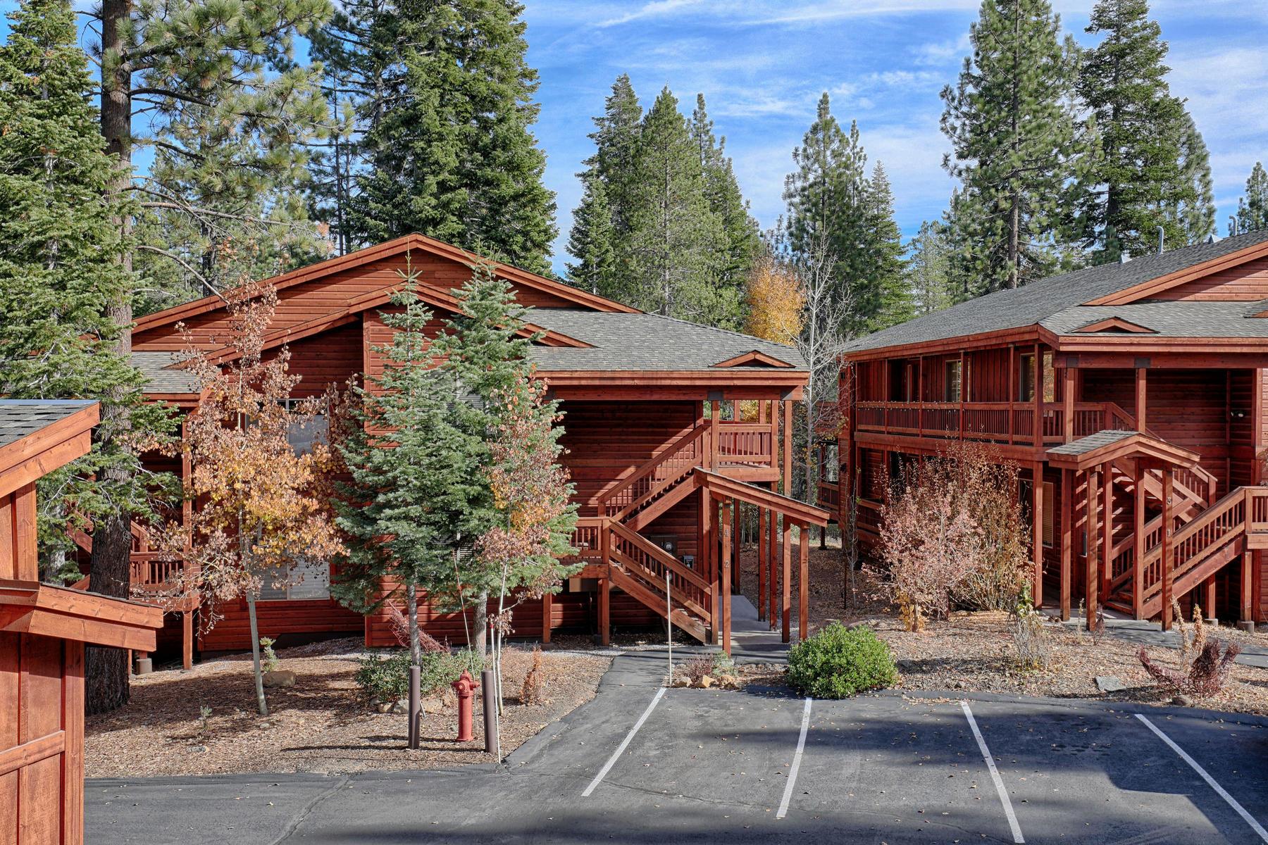 共管式独立产权公寓 为 销售 在 12719 Hidden Circle #2, Truckee, Ca 96161 12719 Hidden Circle #2 特拉基, 加利福尼亚州 96161 美国