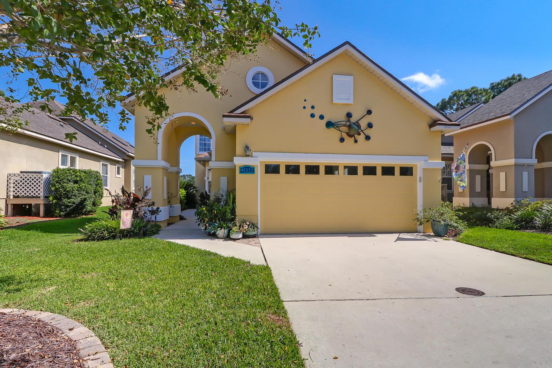 Single Family Homes por un Venta en 95222 Village Drive, Fernandina Beach, Florida 32034 Estados Unidos