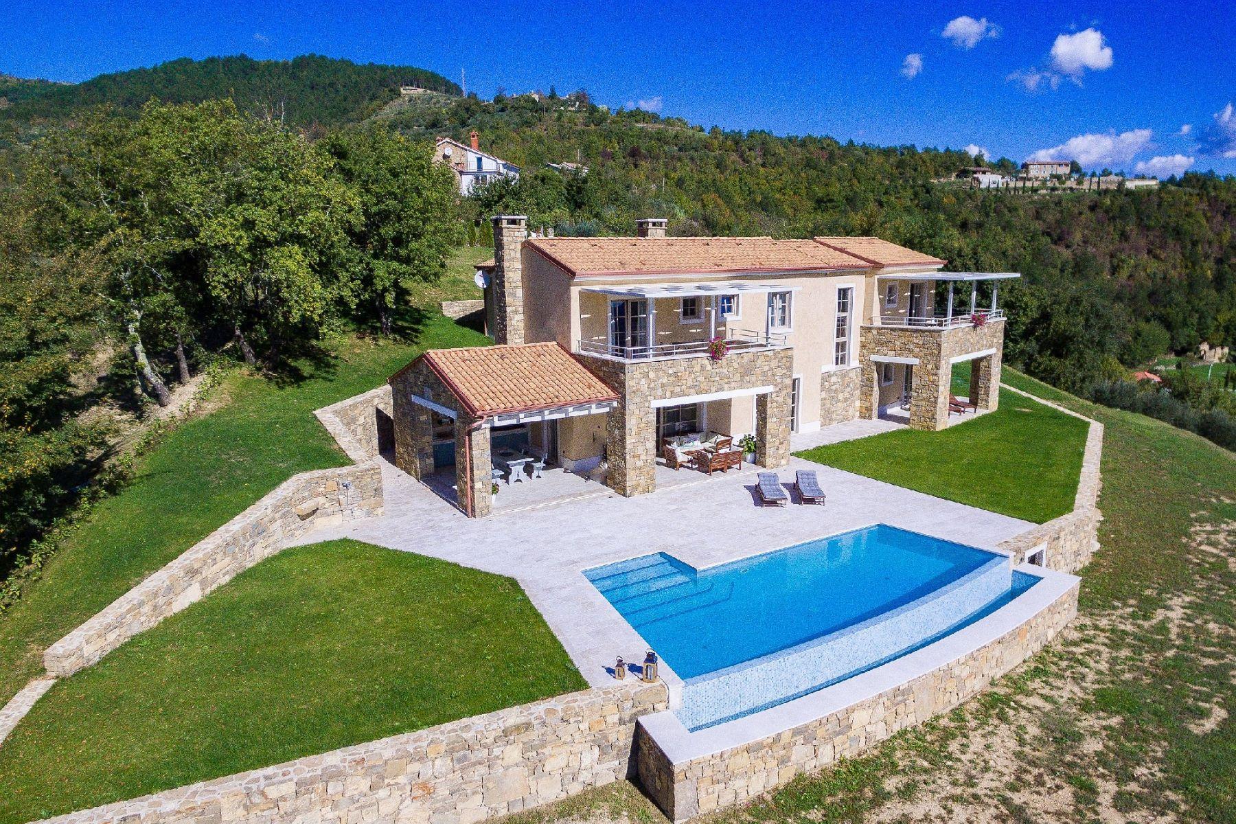 مزرعة / استانسيا / بلانتيشن للـ Sale في Villa Hegdehog Other Istria, Istria, 52428 Croatia