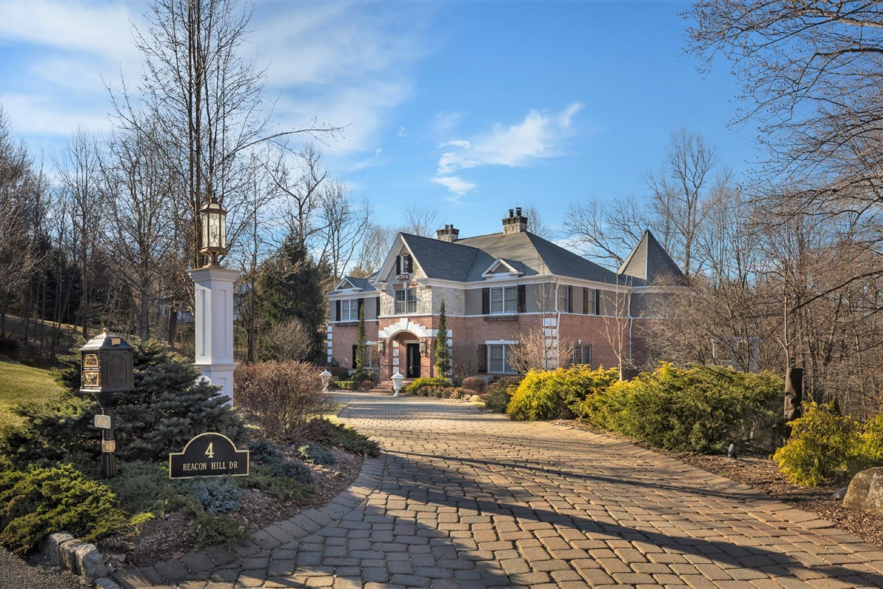 House for Sale at Stunning Beacon Hill Residence 4 Beacon Hill Drive Chester, New Jersey 07930 United States