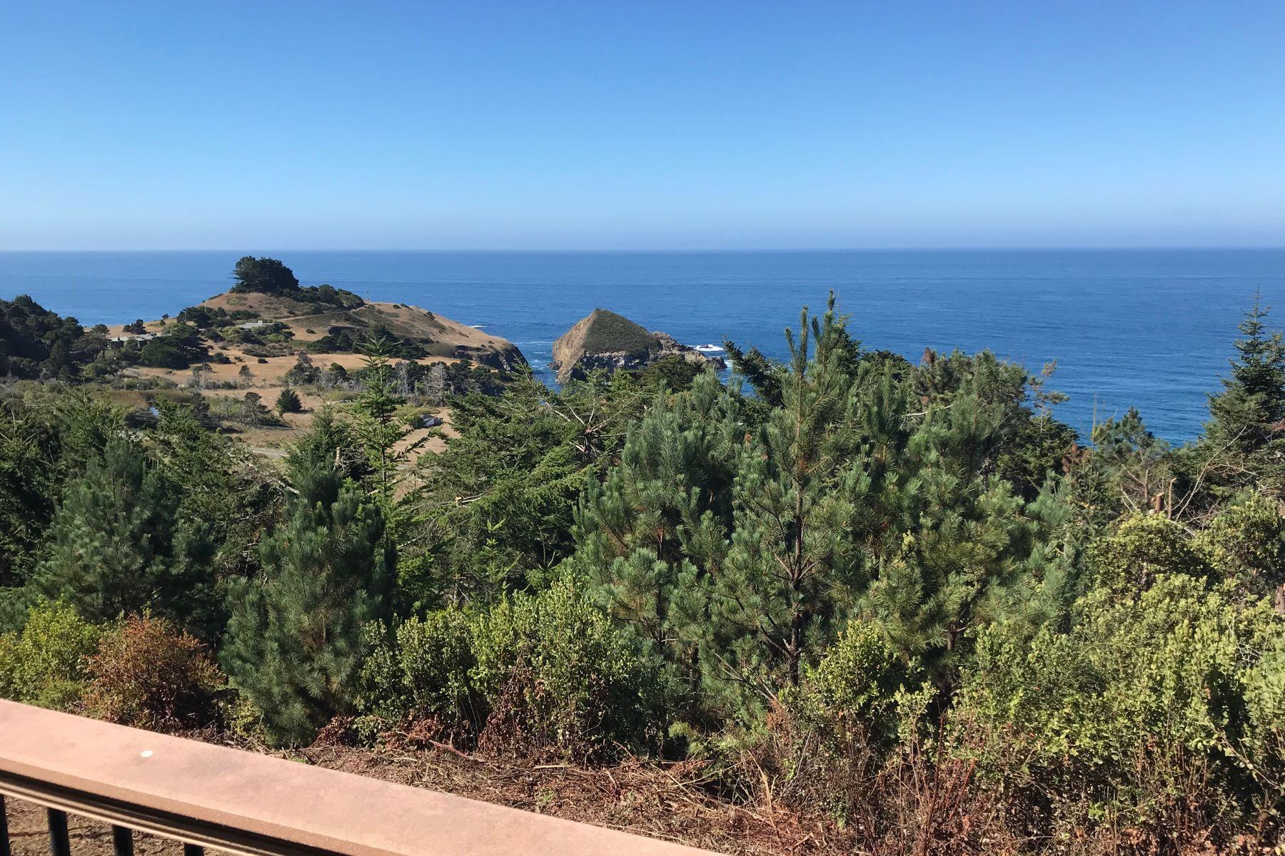 Additional photo for property listing at Lofty Ocean View Home 40001 E Buckhorn Cove Road Little River, California 95456 Estados Unidos