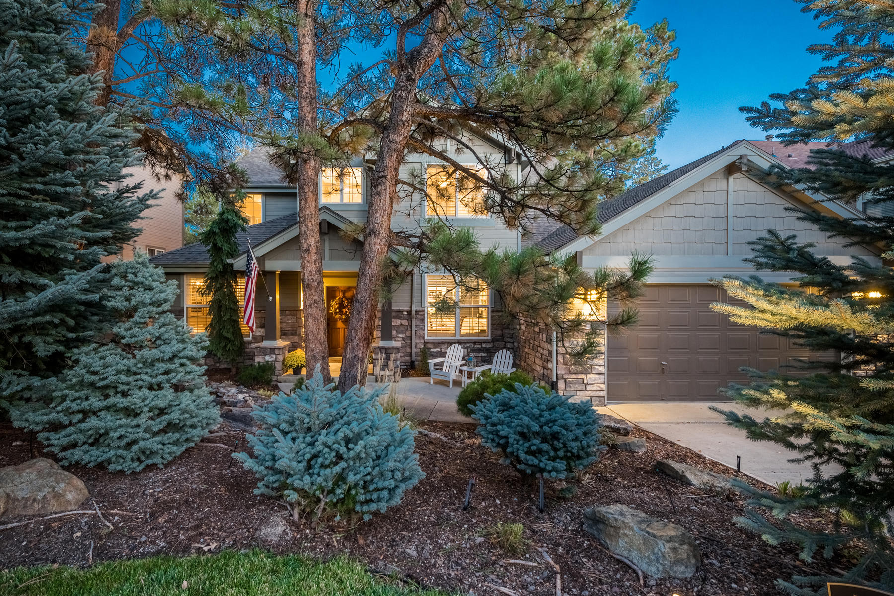 Additional photo for property listing at Exquisite Attention To Detail, With Privacy And Views Of Open Space 7074 Timbercrest Way Castle Pines, Colorado 80108 United States