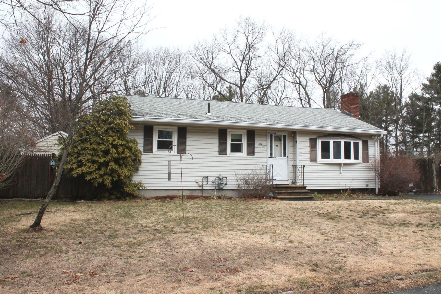 獨棟家庭住宅 為 出售 在 Great Opportunity! 52 Newport Drive Westford, 麻塞諸塞州, 01886 美國