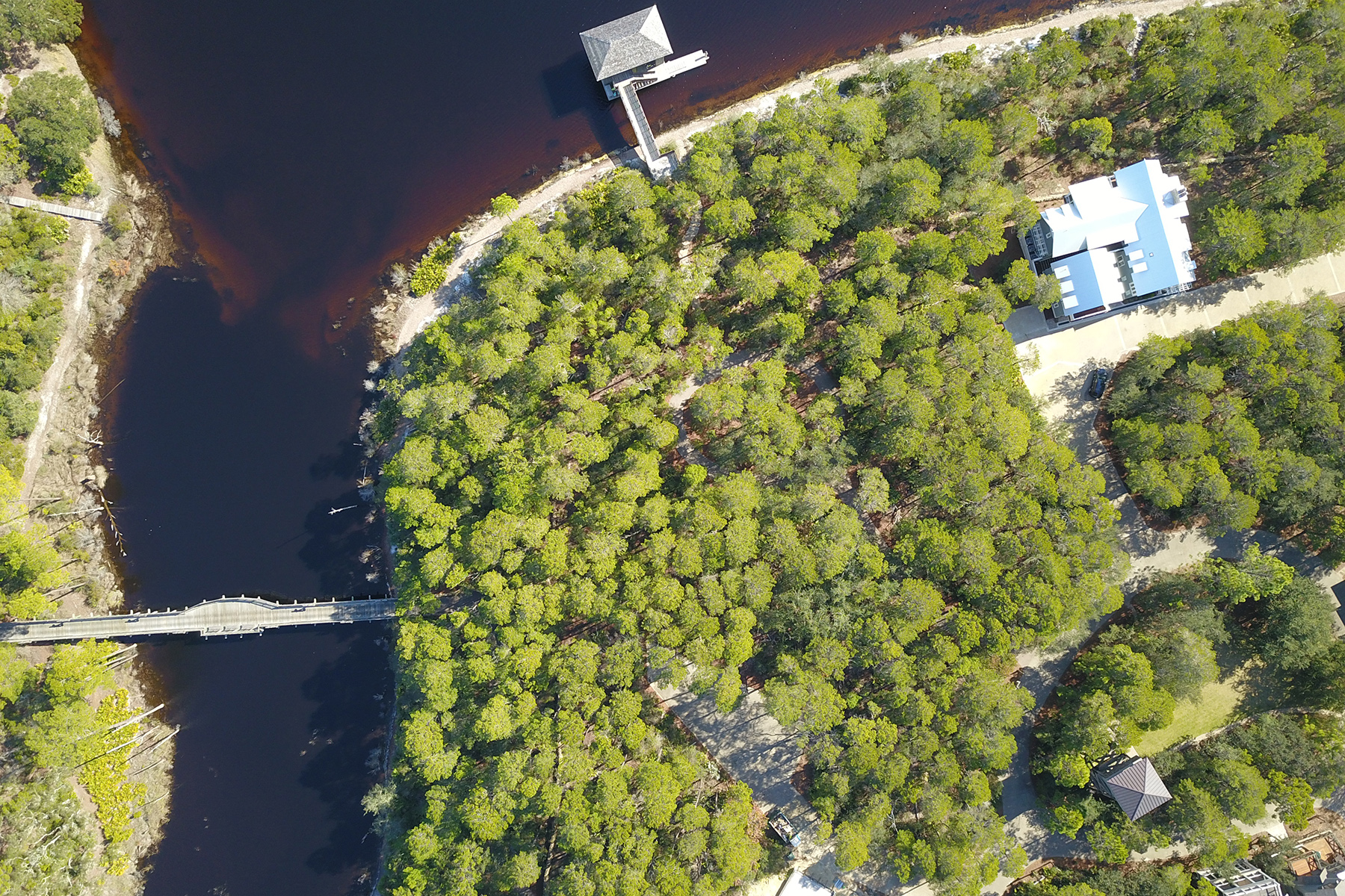 أراضي للـ Sale في Homesite Steps to Coastal Dune Lake with Water Views 4-7 Draper Lake, Santa Rosa Beach, Florida, 32459 United States