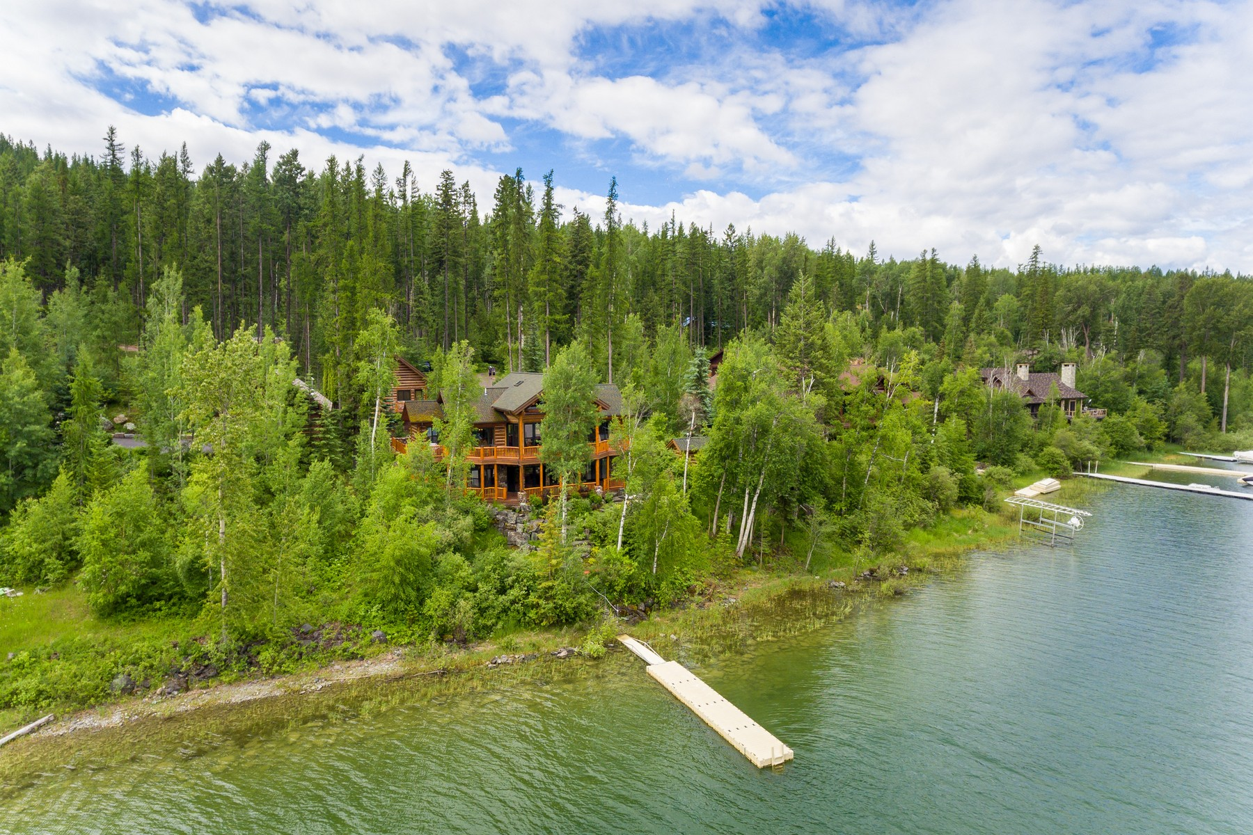 独户住宅 为 销售 在 707 Delrey Road, Whitefish, MT 59937 707 Delrey Rd 怀特菲什, 蒙大拿州, 59937 美国