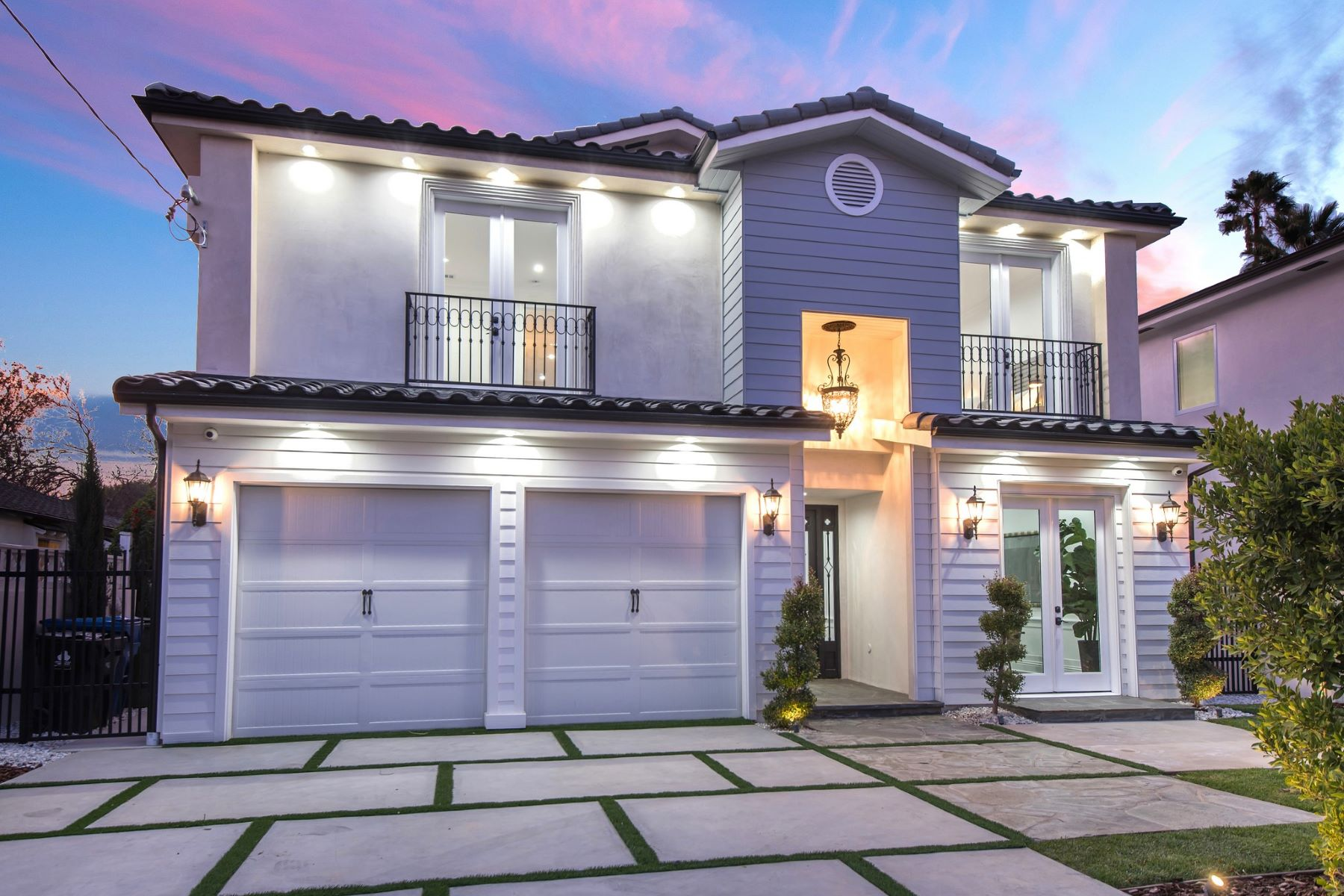 Single Family Homes for Active at 4535 Ben Avenue Studio City, California 91607 United States