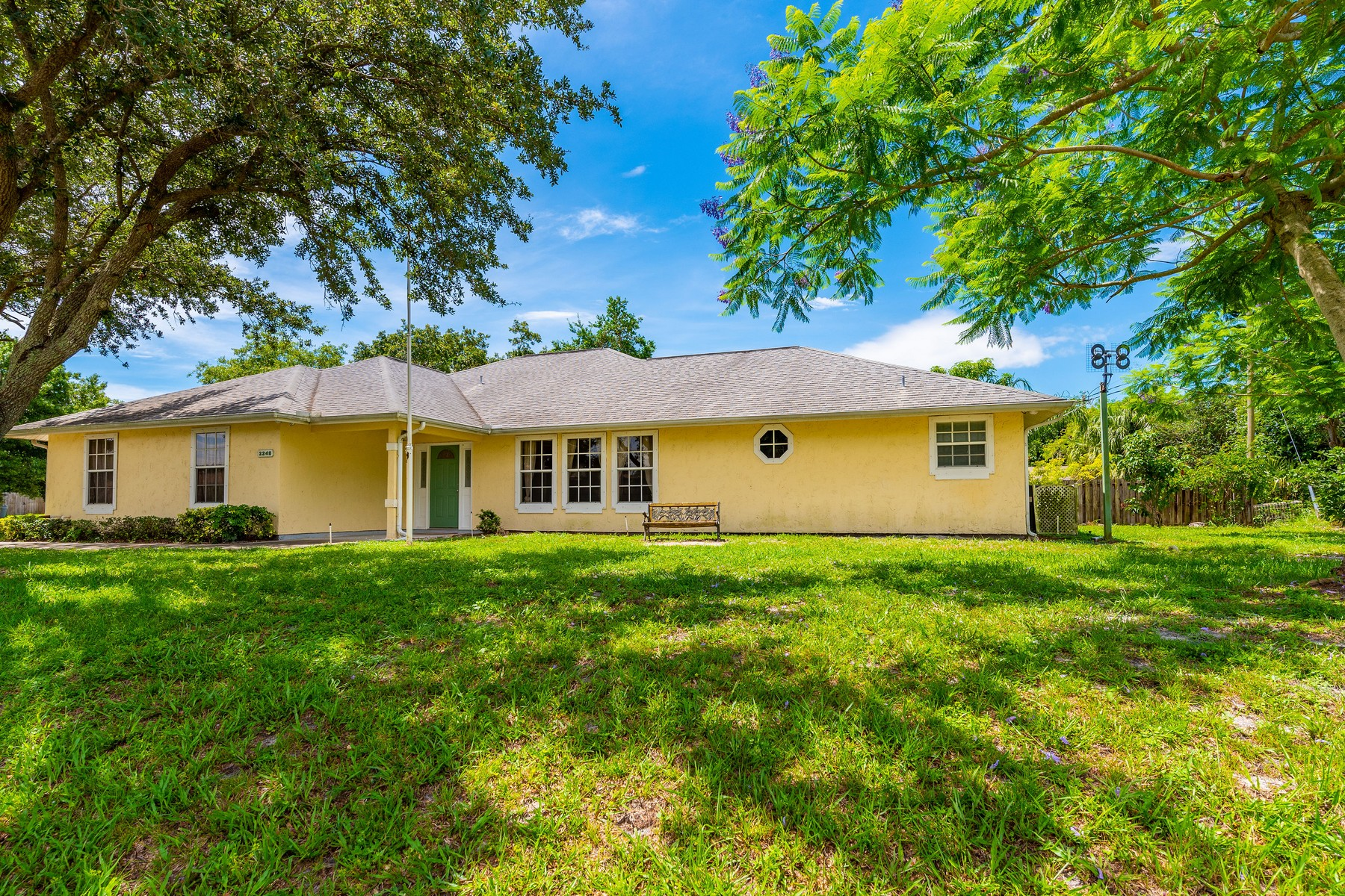single family homes for Sale at Port Malabar Unit 6 2248 Granville Street NE Palm Bay, Florida 32907 United States