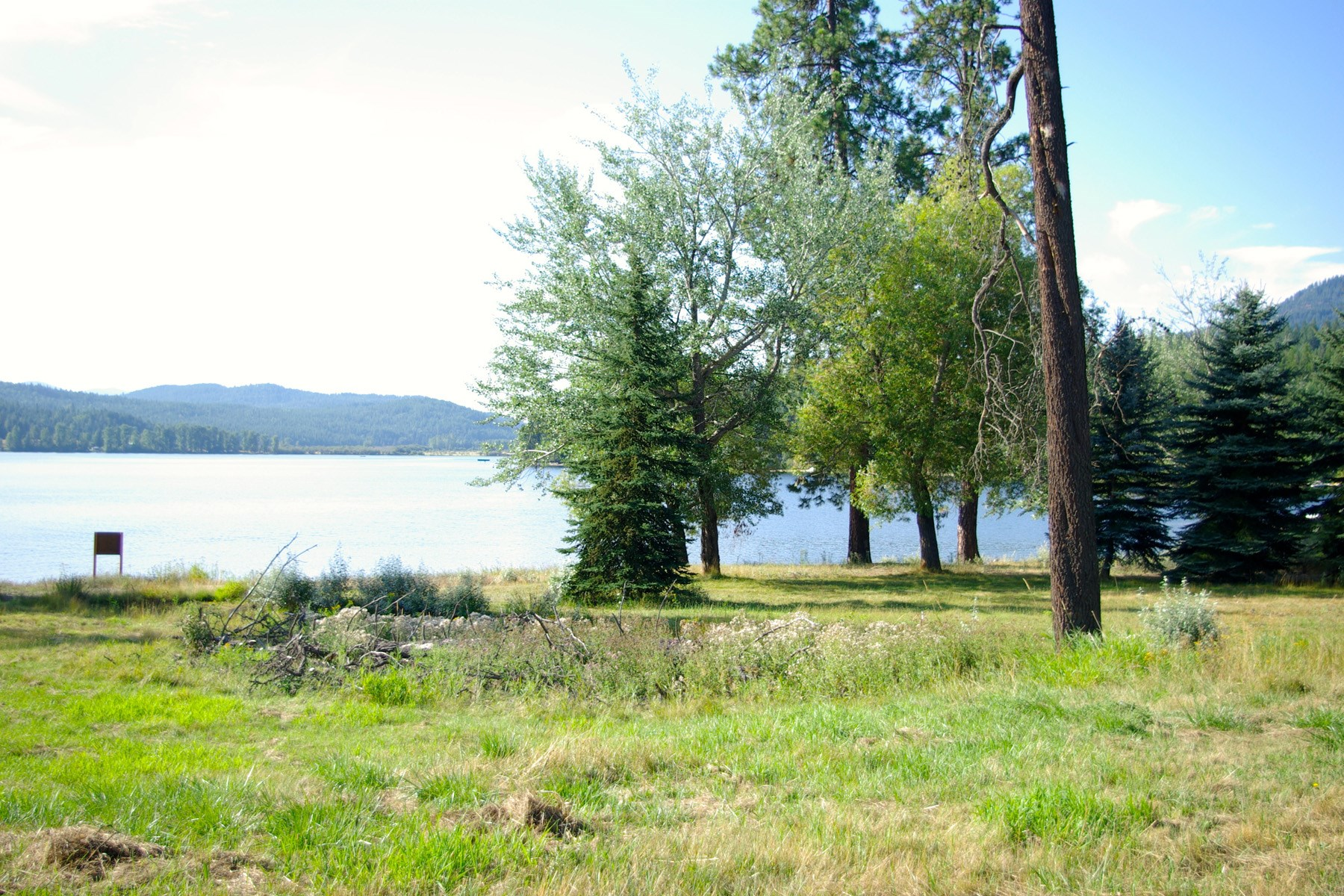 Land for Sale at Your own private sandy beach on Lake Cocolalla, Lot 4 Lot 4 Sandy Beach Ln Cocolalla, Idaho 83813 United States