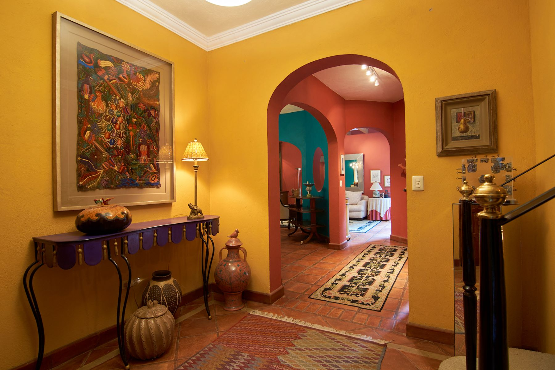 Single Family Home for Sale at Casa Gracia Gracia 6 San Miguel De Allende, Guanajuato 37700 Mexico