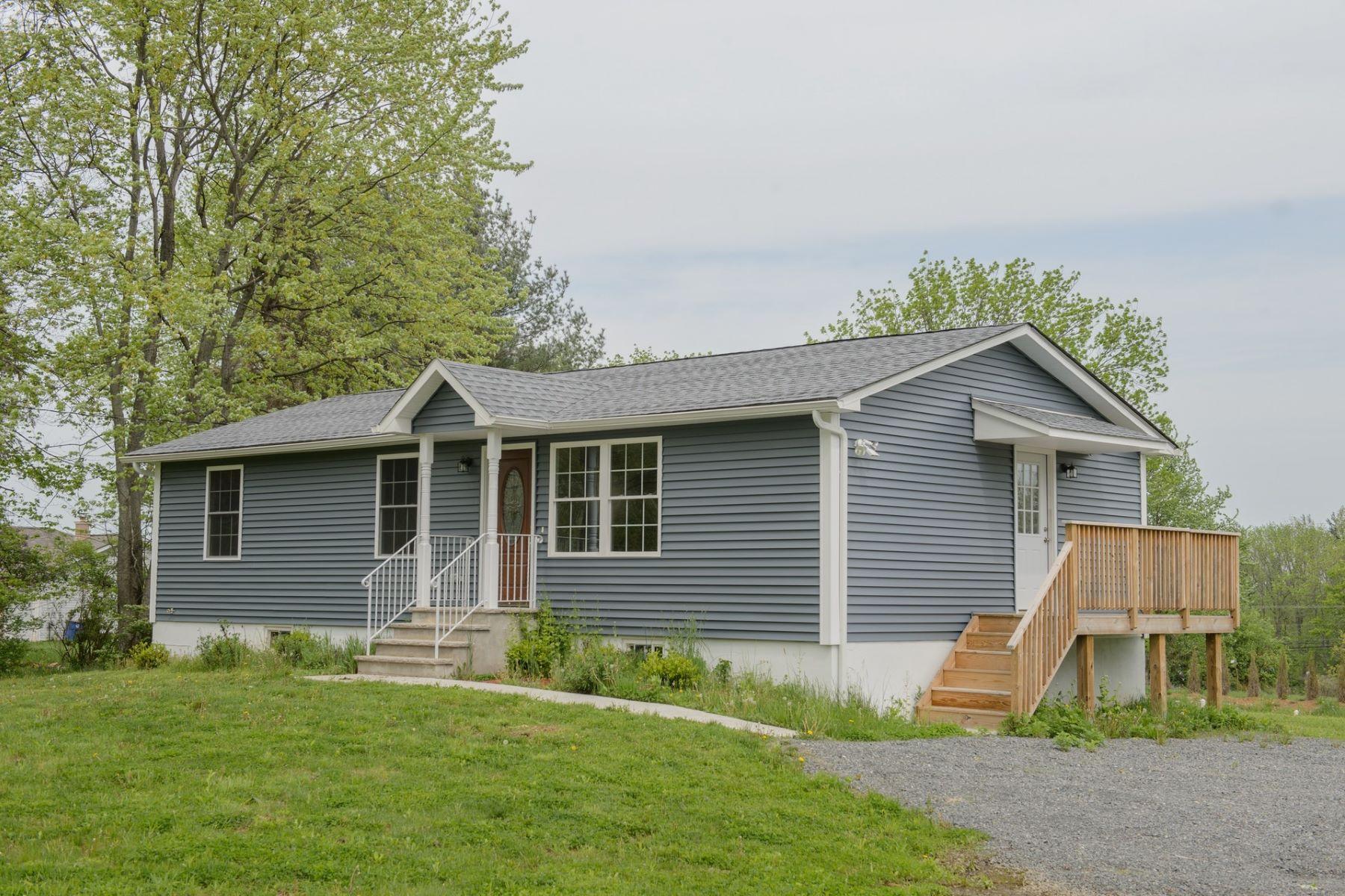 Μονοκατοικία για την Πώληση στο Custom Home 166 Drakestown Road, Hackettstown, Νιου Τζερσεϋ 07840 Ηνωμενεσ Πολιτειεσ
