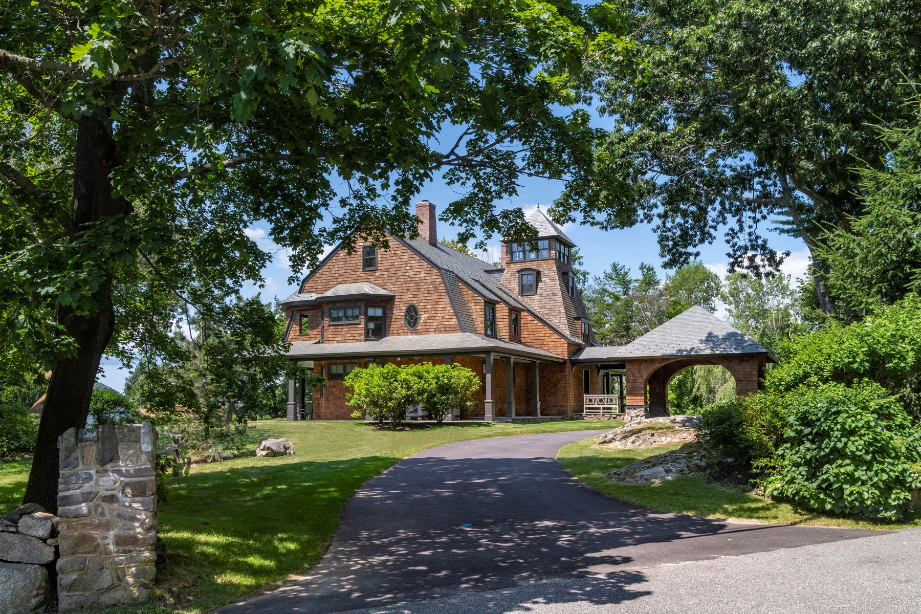 Other Residential Homes のために 賃貸 アット 9 Arlington Avenue, Kennebunkport Kennebunkport, メーン 04046 アメリカ