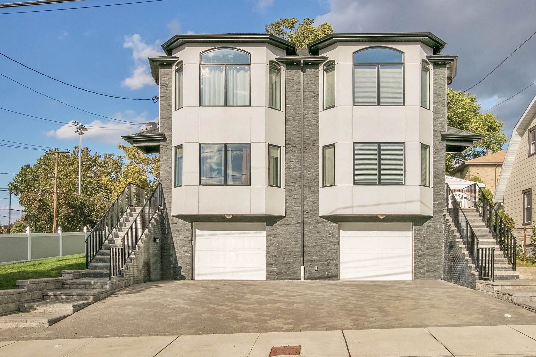 Multi-Family Home for Sale at Pristine Two Family Home 401 Kennedy Drive, Fairview, New Jersey 07022 United States