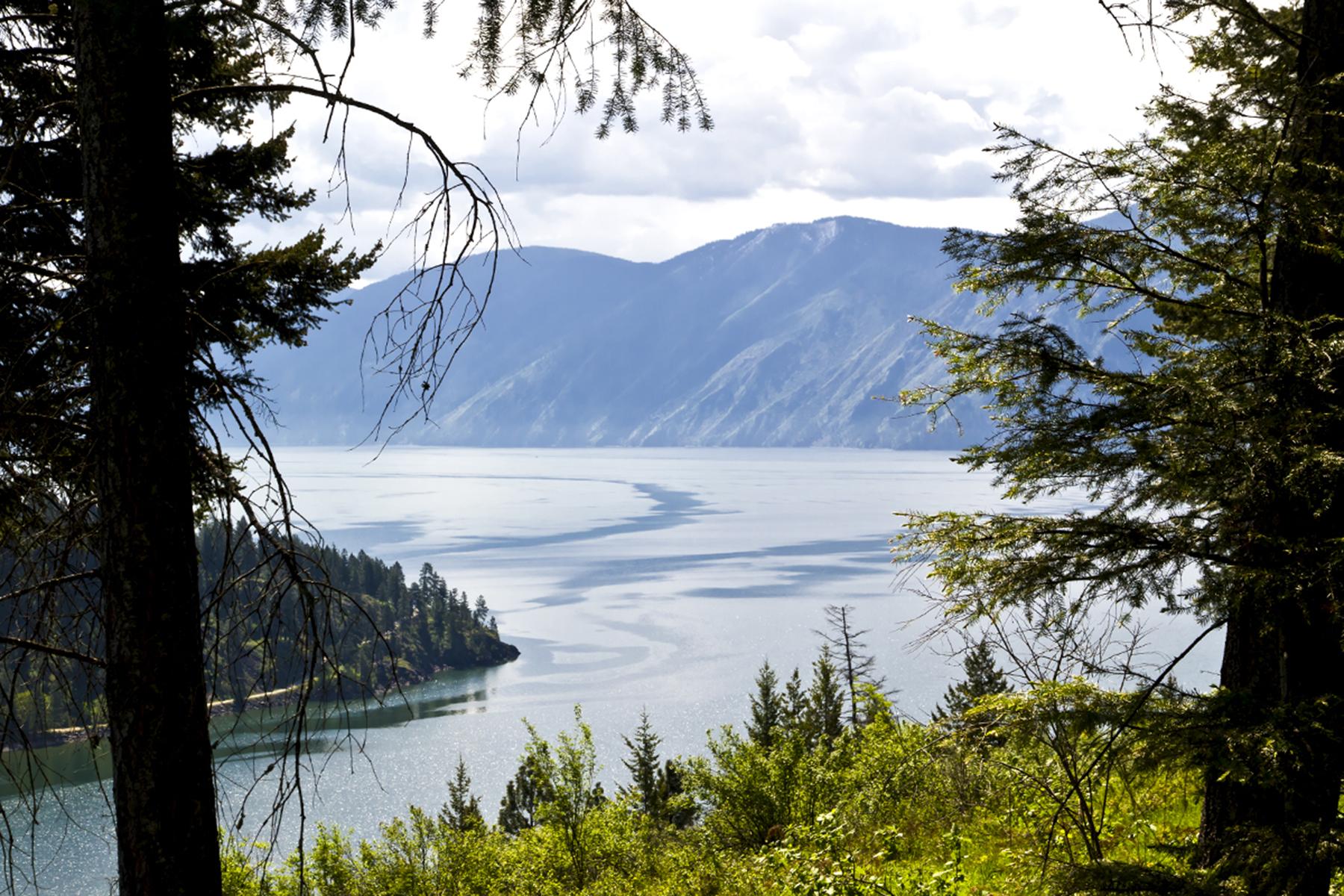 Land für Verkauf beim Sweeping Lake & Mountain View Acreage NNA Midas Drive Sagle, Idaho, 83860 Vereinigte Staaten