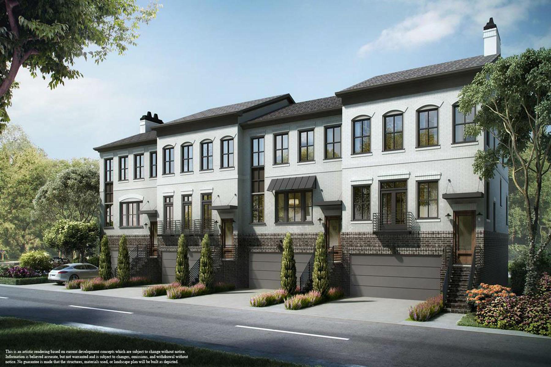 타운하우스 용 매매 에 Spacious, Sophisticated Townhomes in the Heart of Edgewood 1388 La France Street Lot #10 Atlanta, 조지아, 30307 미국
