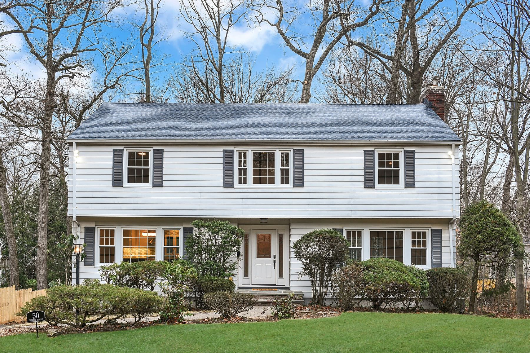 Single Family Homes for Sale at East Hill 50 Cypress St, Tenafly, New Jersey 07670 United States