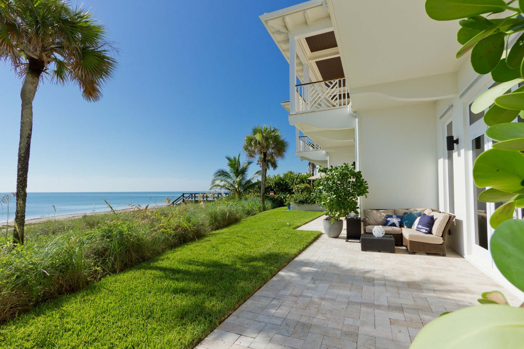 Property for Sale at Dream Beach Home 1025 Gayfeather Lane Vero Beach, Florida 32963 United States