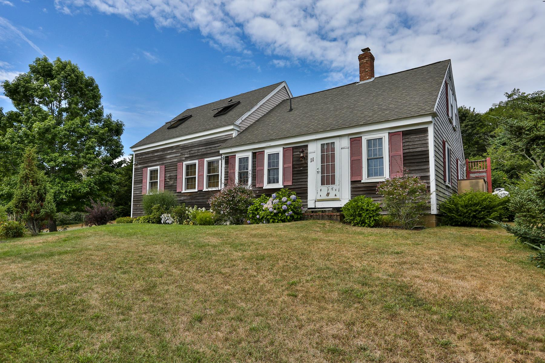 Single Family Homes for Active at Charming Cape 11 Francis Road North Truro, Massachusetts 02652 United States