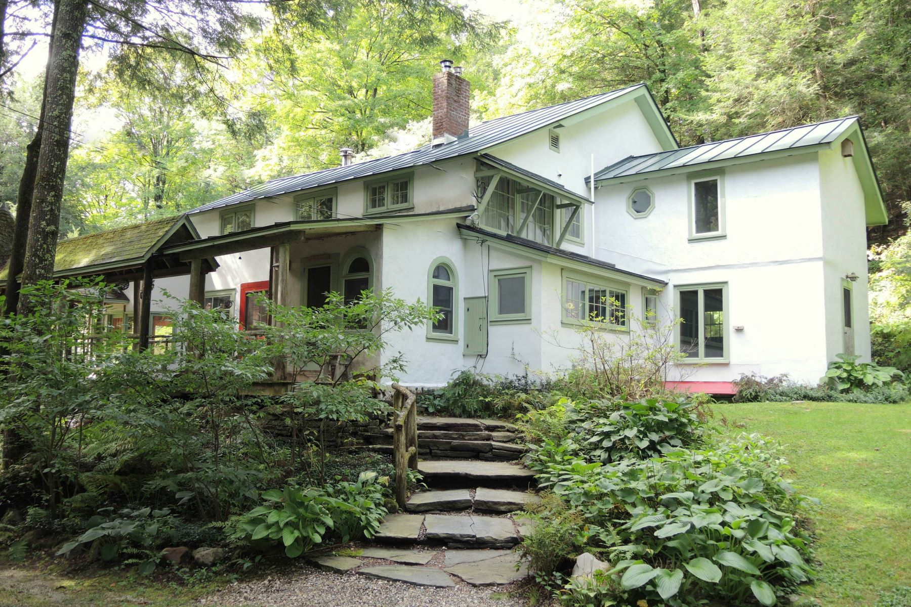 Single Family Home for Sale at Time to Go Fishing on Furnace Brook 2839 Furnace Brook Rd Chittenden, Vermont 05737 United States