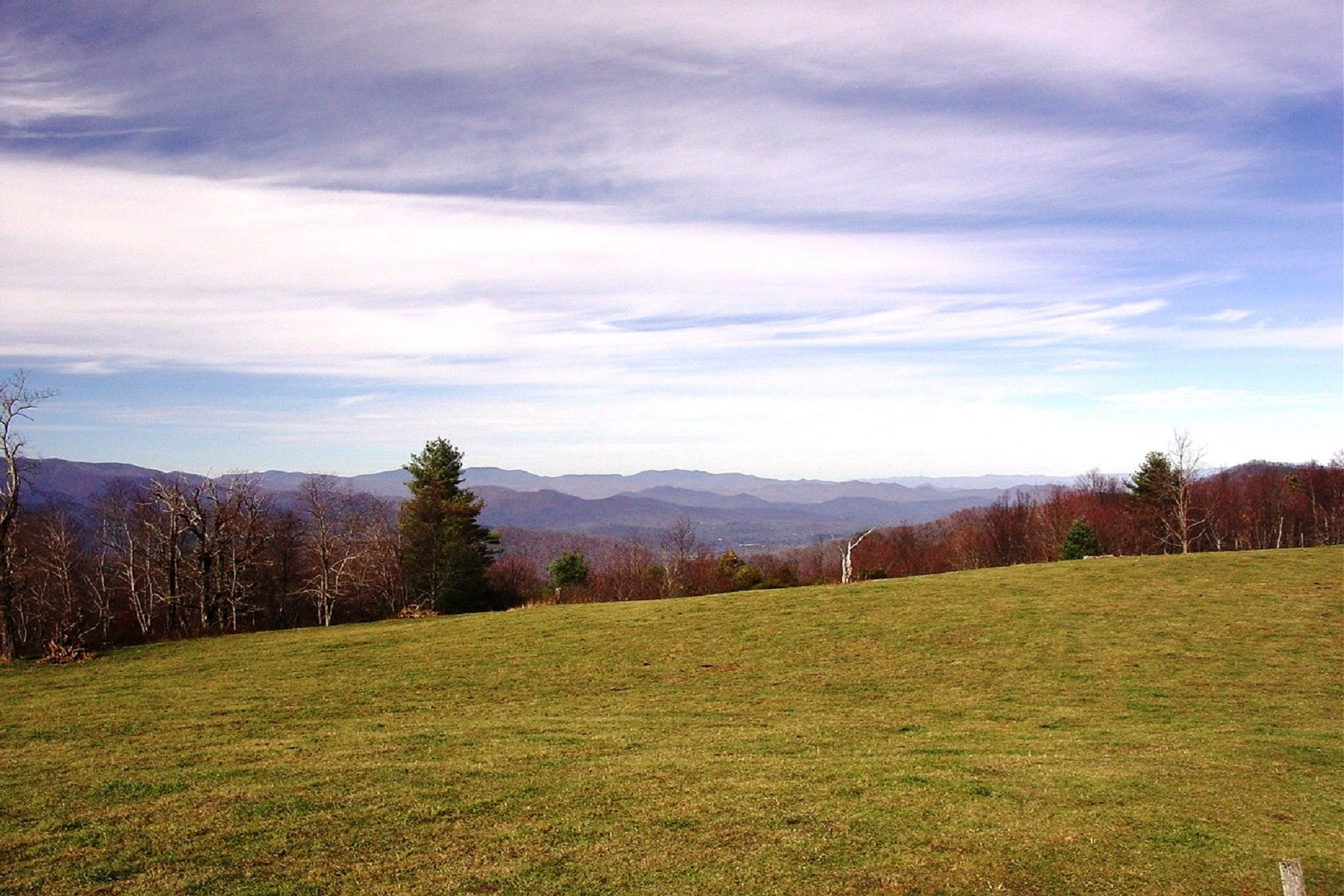 Land for Active at Happy Hill Road Scaly Mountain, North Carolina 28779 United States