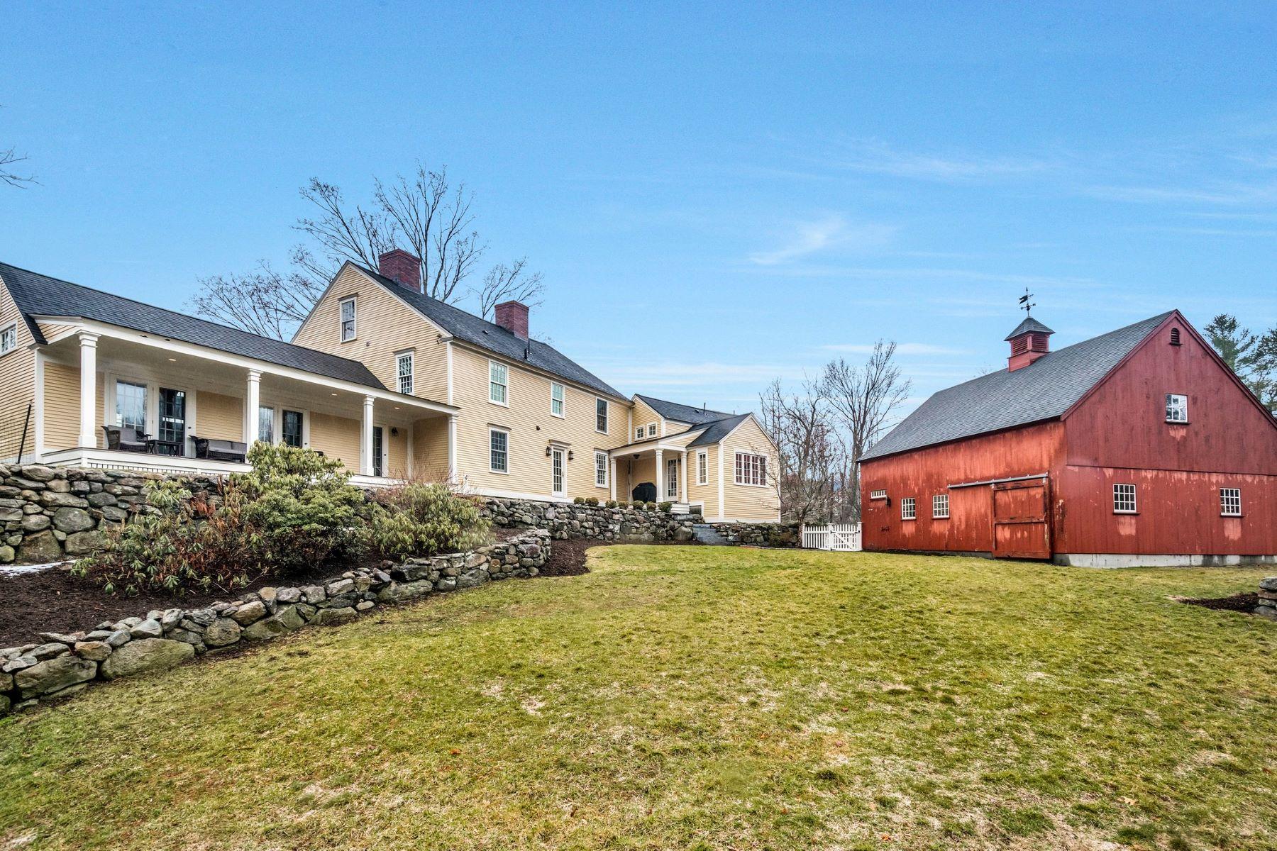Villa per Vendita alle ore Renovated Antique 250 Old Sudbury Road Sudbury, Massachusetts, 01776 Stati Uniti