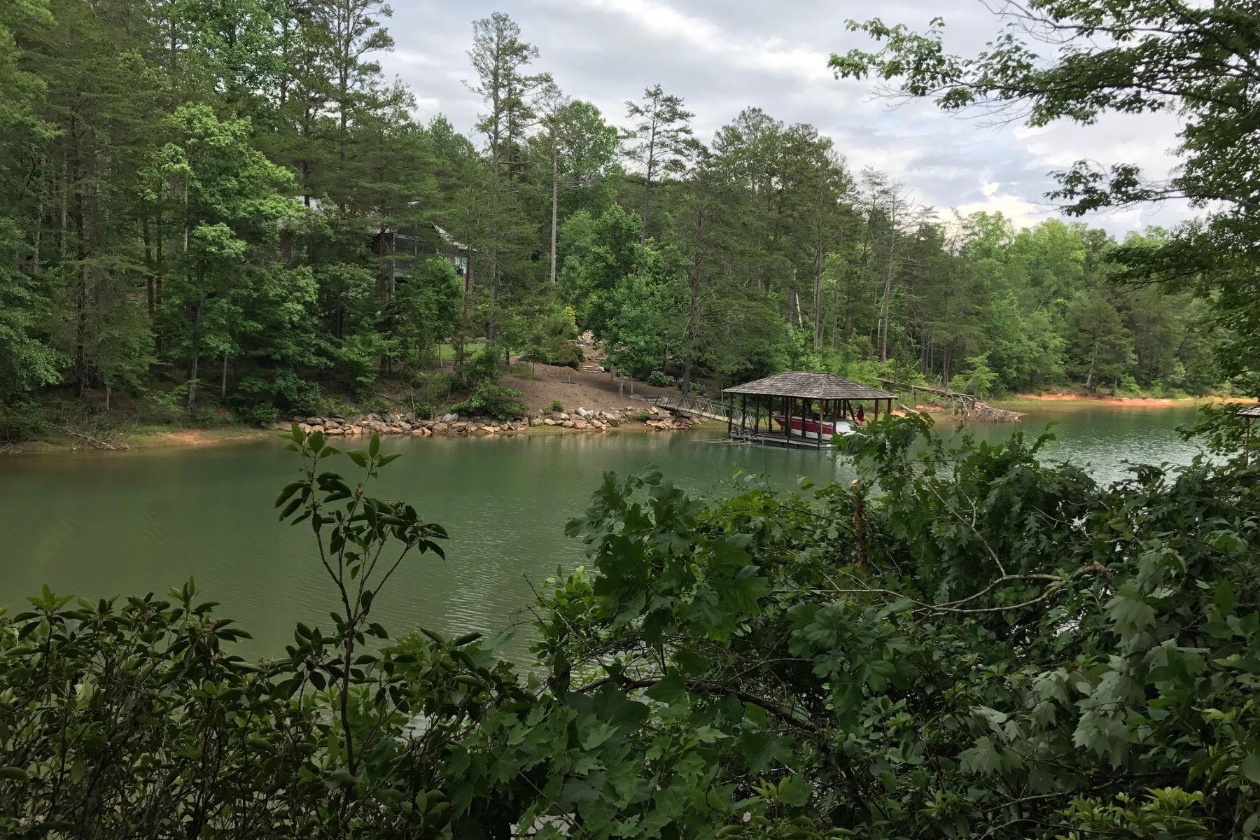 Land for Sale at Gentle Slope to Lake Keowee Shoreline RES E235, Sunset, South Carolina 29685 United States