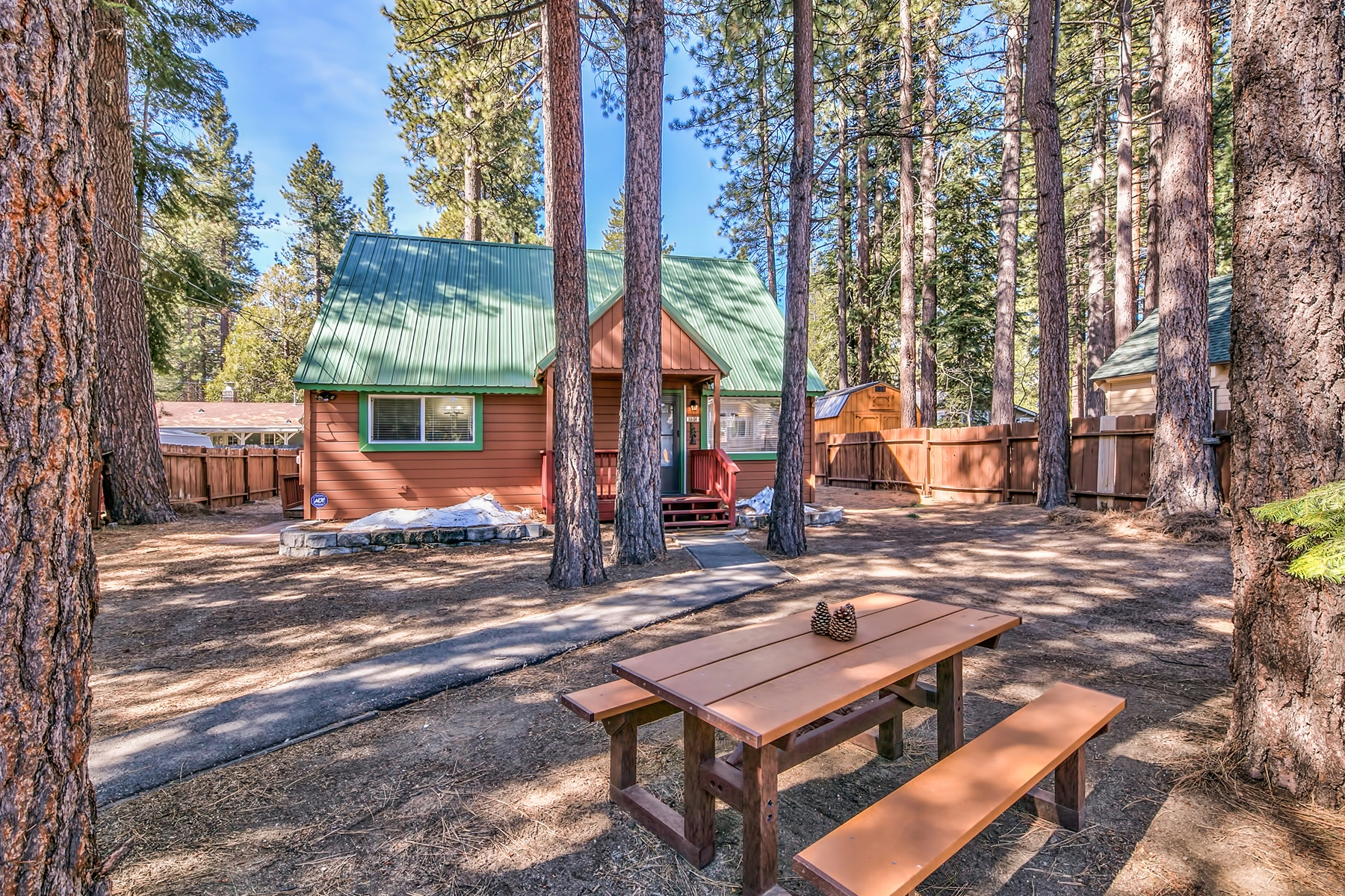 Single Family Home for Active at 880 Tahoe Island Drive, South Lake Drive, CA 96150 880 Tahoe Island Drive South Lake Tahoe, California 96150 United States