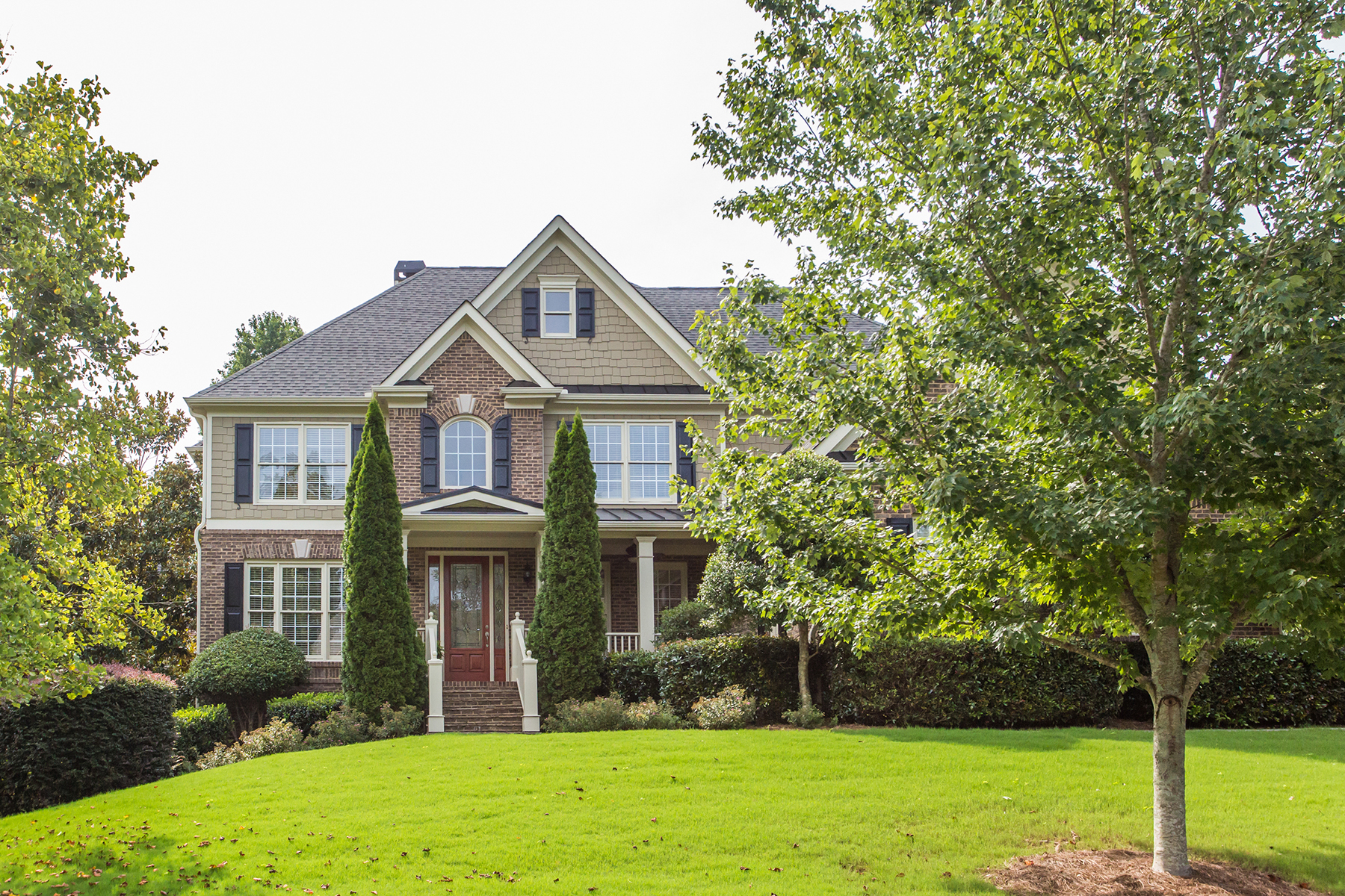 Single Family Home for Sale at Casual Elegance In Upscale East Cobb 2710 Rustling Pines Ct Marietta, Georgia 30062 United States