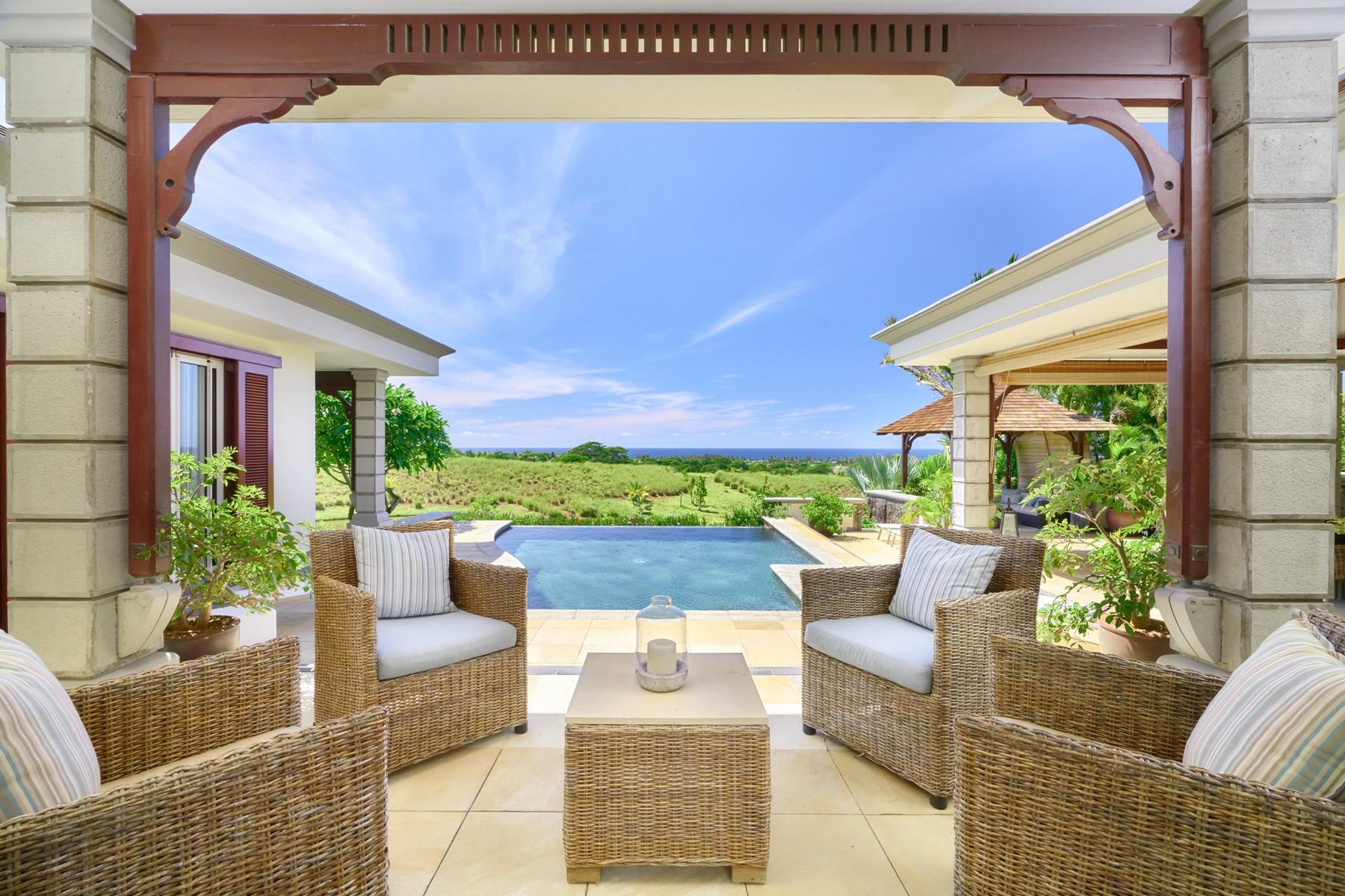 独户住宅 为 销售 在 79, Heritage Villas Valriche 贝尔欧布莱, 萨瓦纳, 毛里求斯