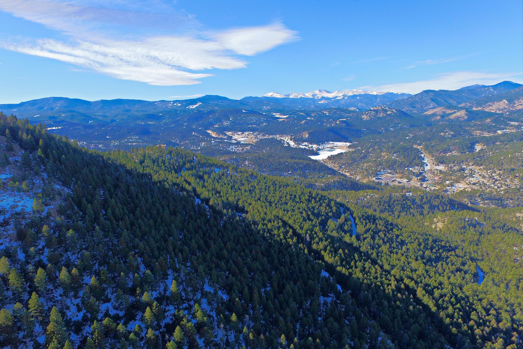 Land for Active at Amazing Views 4380 Hilltop Road Evergreen, Colorado 80439 United States