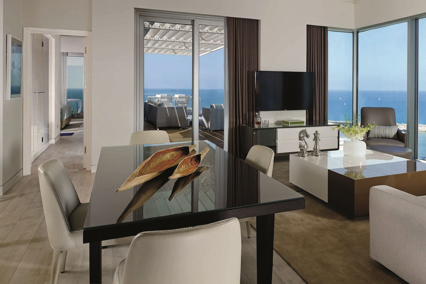 Apartment for Sale at Ritz-Carlton Residences Herzliya Penthouse Herzliya, Israel Israel