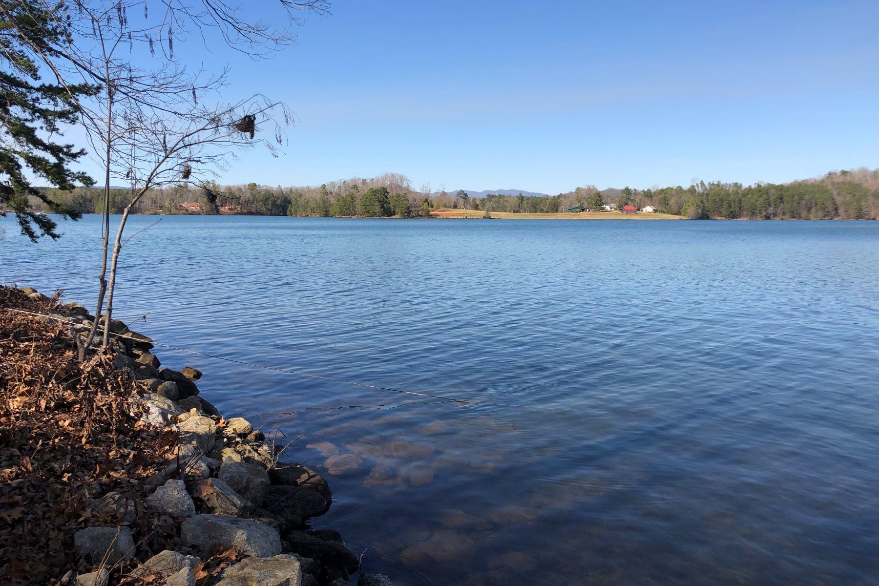 Property pour l Vente à Fine Point Lot on Lake Keowee CKS 1-57, Six Mile, Caroline du Sud 29682 États-Unis