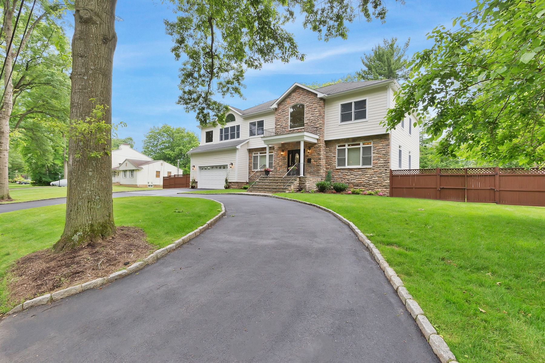 Single Family Homes for Sale at Live Grand on Redwood Road Scotch Plains 2269 Redwood Road Scotch Plains, New Jersey 07076 United States