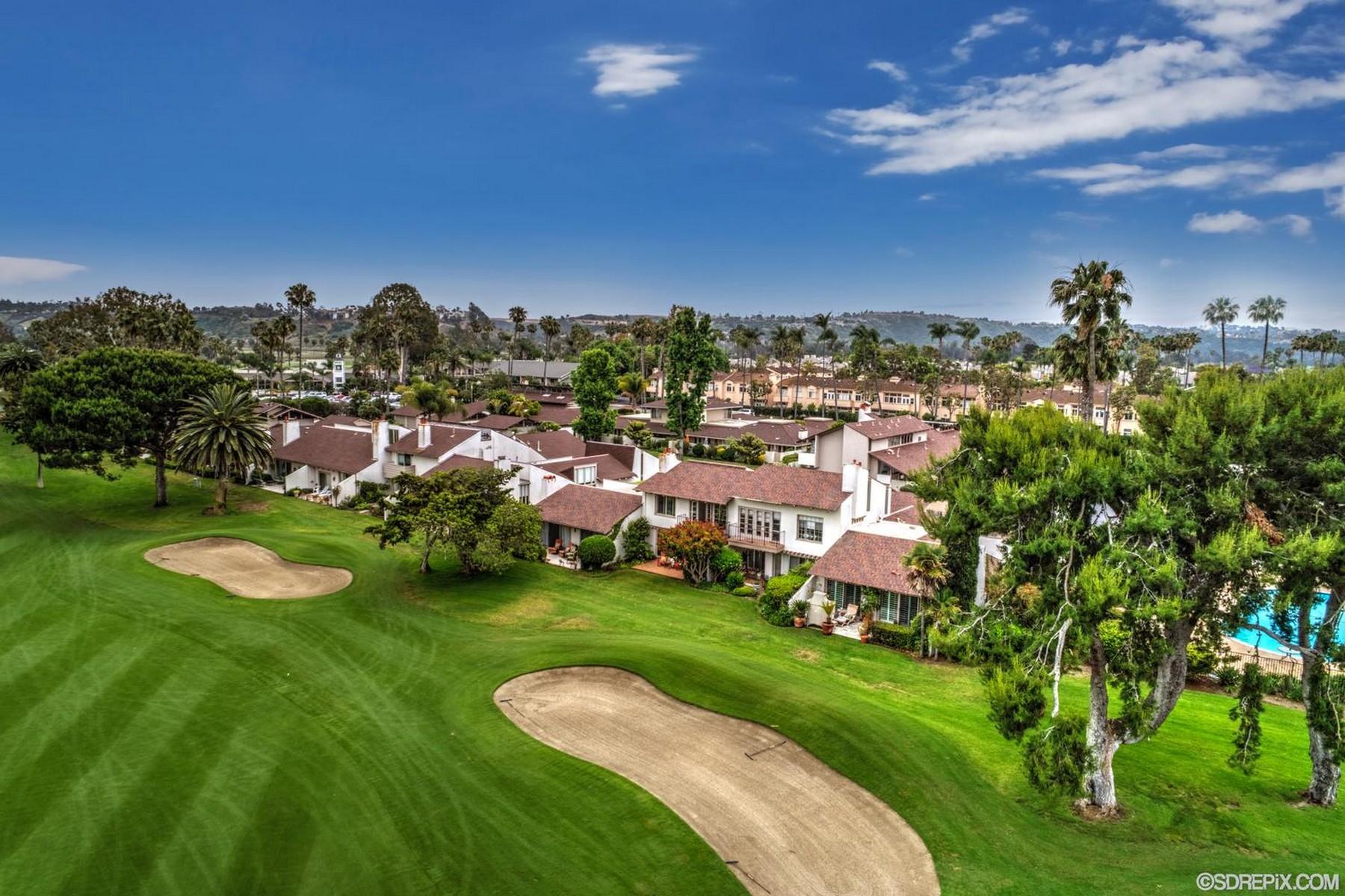 Maison unifamiliale pour l Vente à 213 Via Osuna Rancho Santa Fe, Californie, 92091 États-Unis