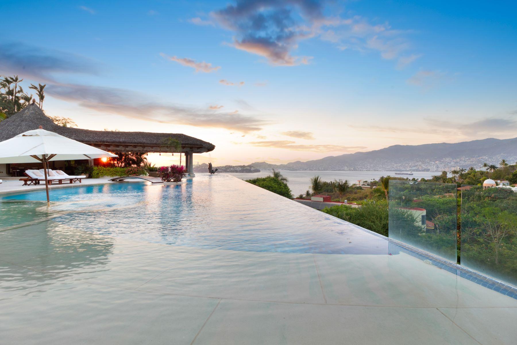 용 매매 에 Villa Sábalo, Las Brisas Acapulco, 멕시코의 도시 멕시코