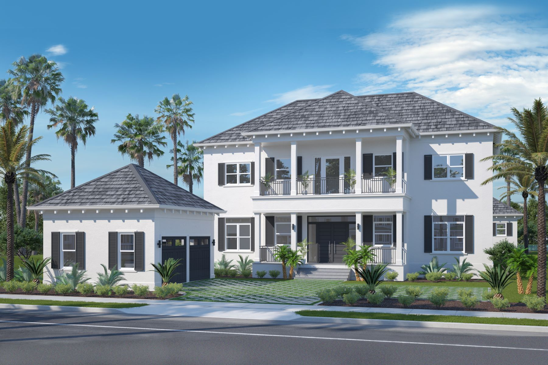 Single Family Homes for Sale at Bay Creek #4, Old Fort Bay Old Fort Bay, Nassau And Paradise Island Bahamas