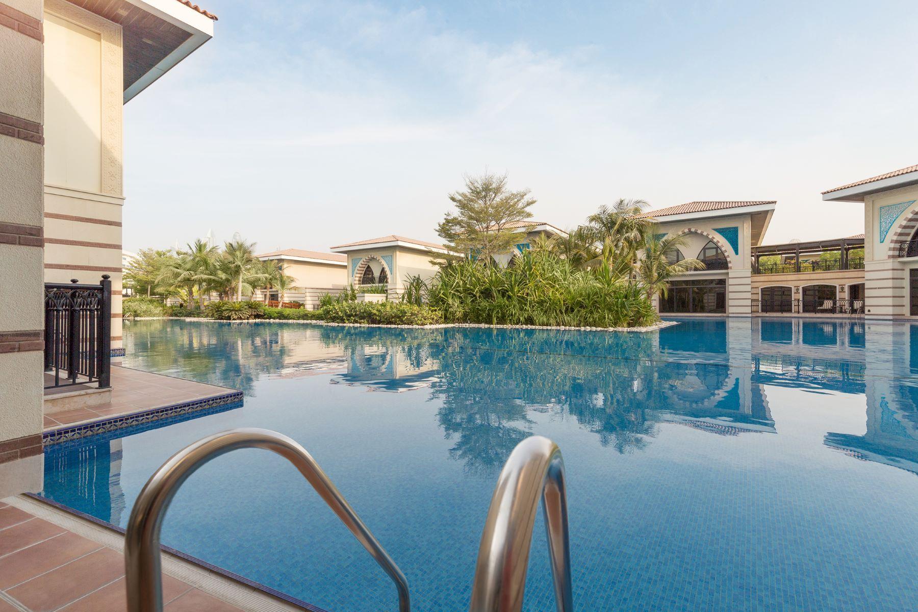 Single Family Home for Sale at 5 Bedroom Villa with Gym Lagoon View Dubai, Dubai United Arab Emirates