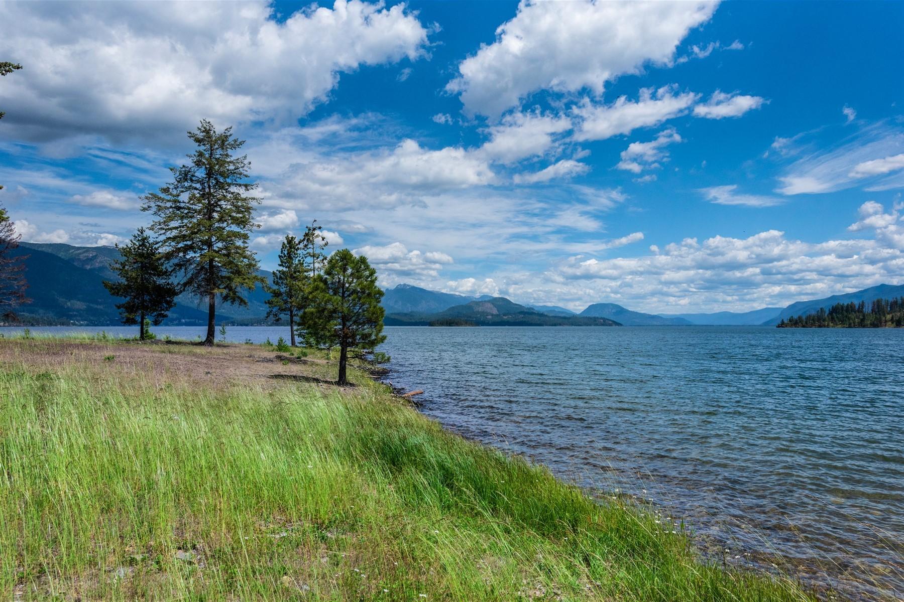 Land for Active at Glengary Waterfront 255 McLean Dr Sagle, Idaho 83860 United States
