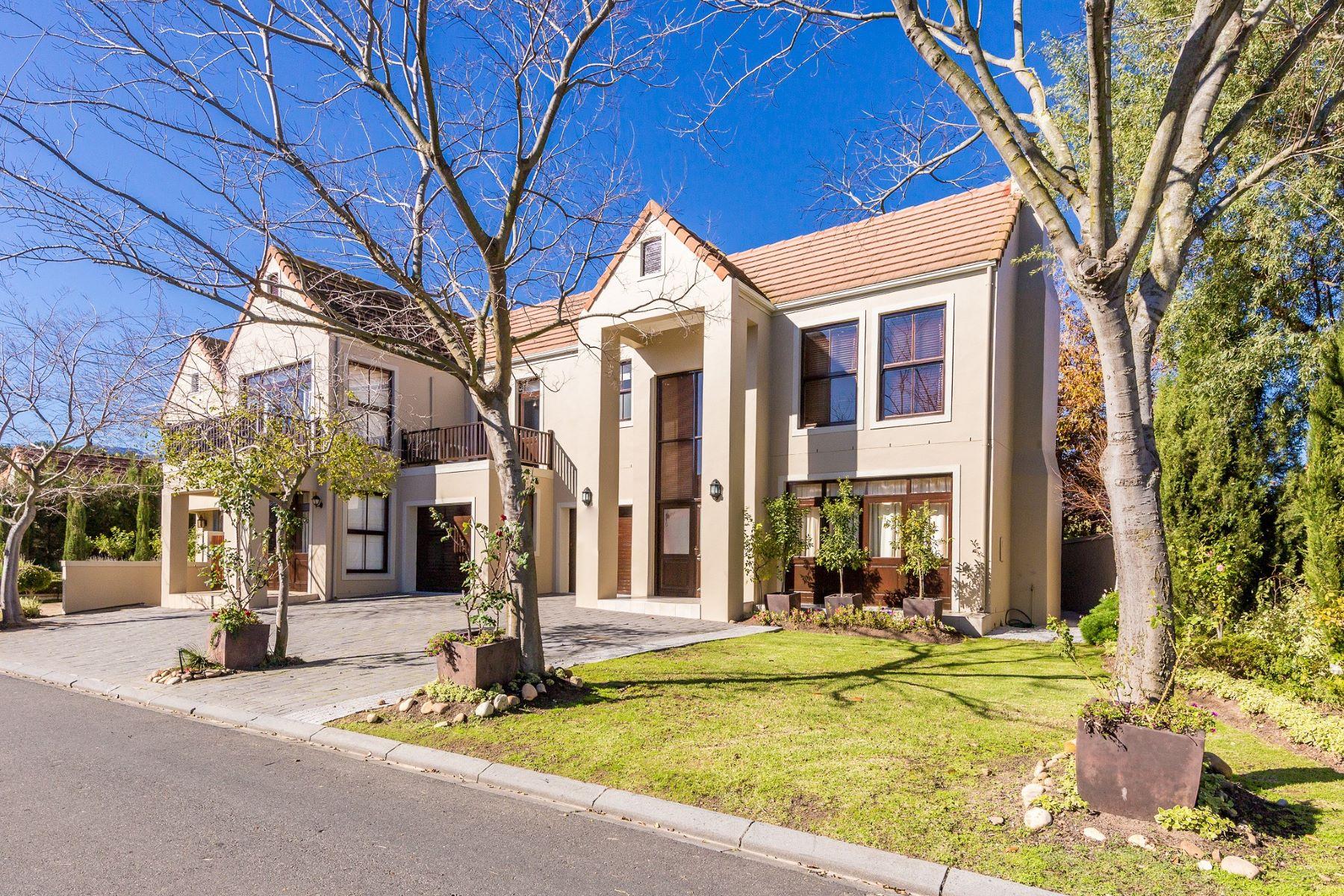 獨棟家庭住宅 為 出售 在 Boschenmeer Golf Estate Paarl, 西開普省, 7146 南非