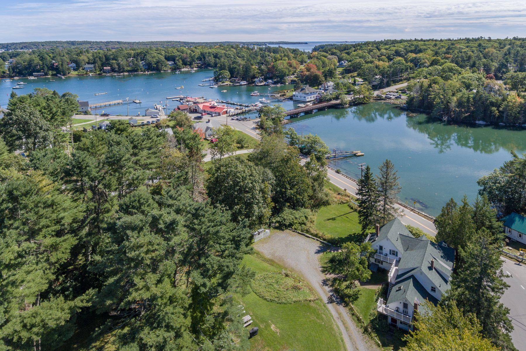 Single Family Homes للـ Sale في Southport, Maine 04576 United States